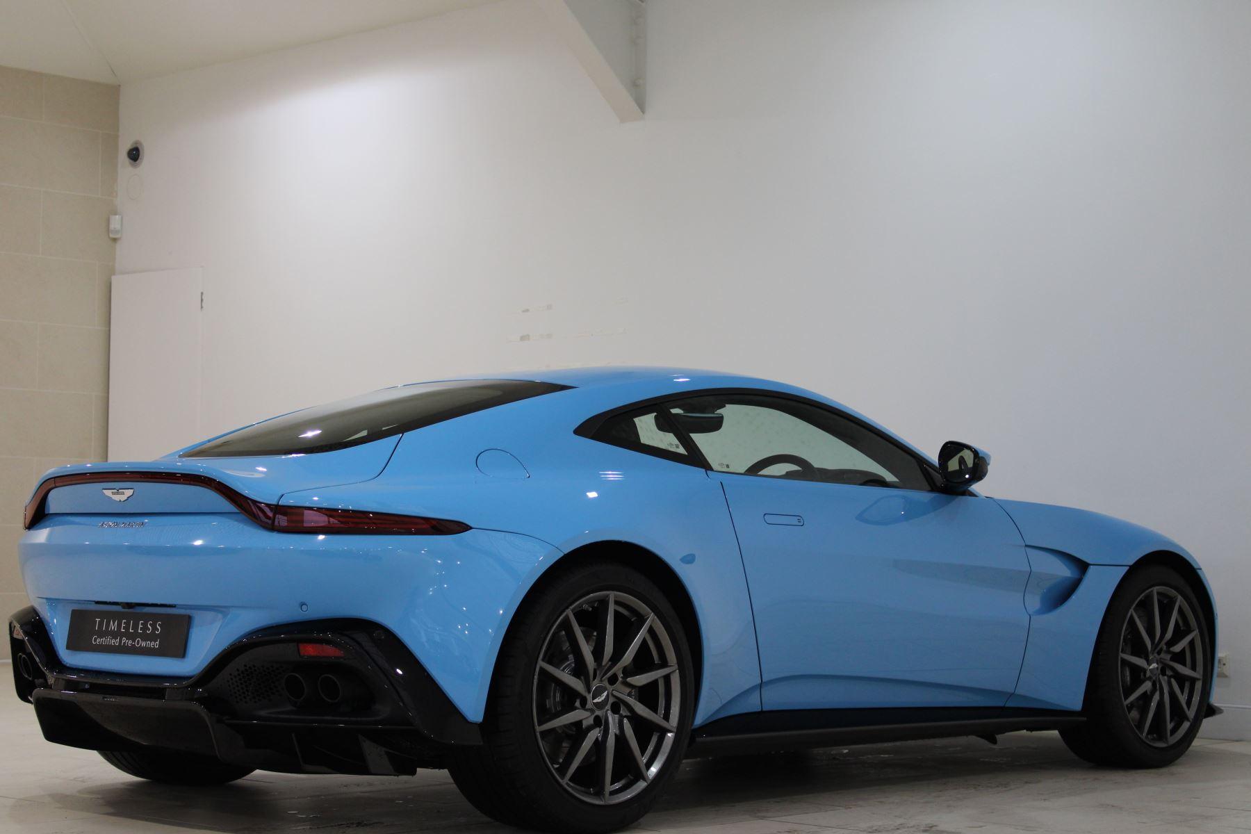 Aston Martin New Vantage 2dr image 7