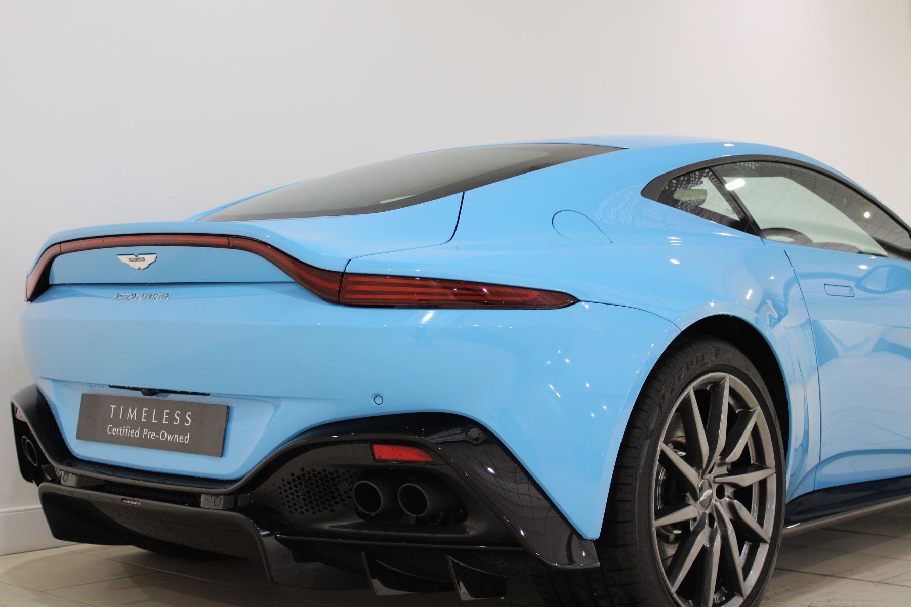 Aston Martin New Vantage 2dr image 9