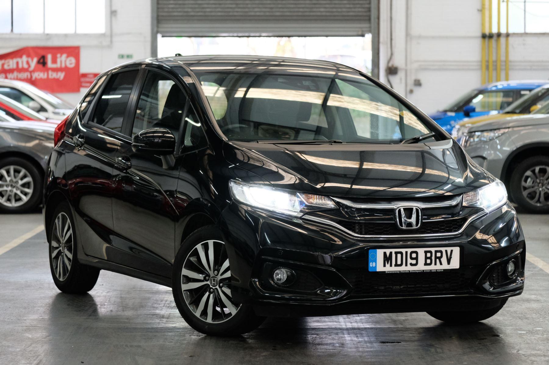 Honda Jazz 1.3 i-VTEC EX CVT Automatic 5 door Hatchback (2019) image