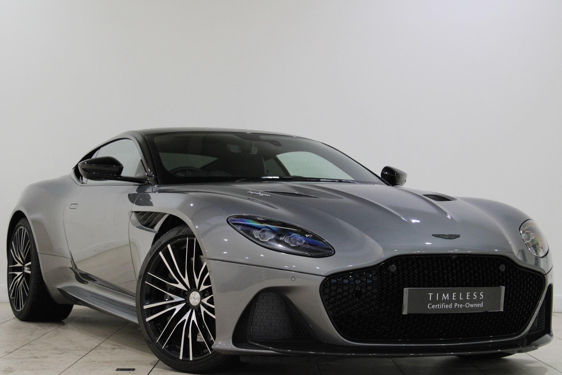Aston Martin DBS V12 Superleggera 2dr Touchtronic 5.2 Automatic Coupe (2020)