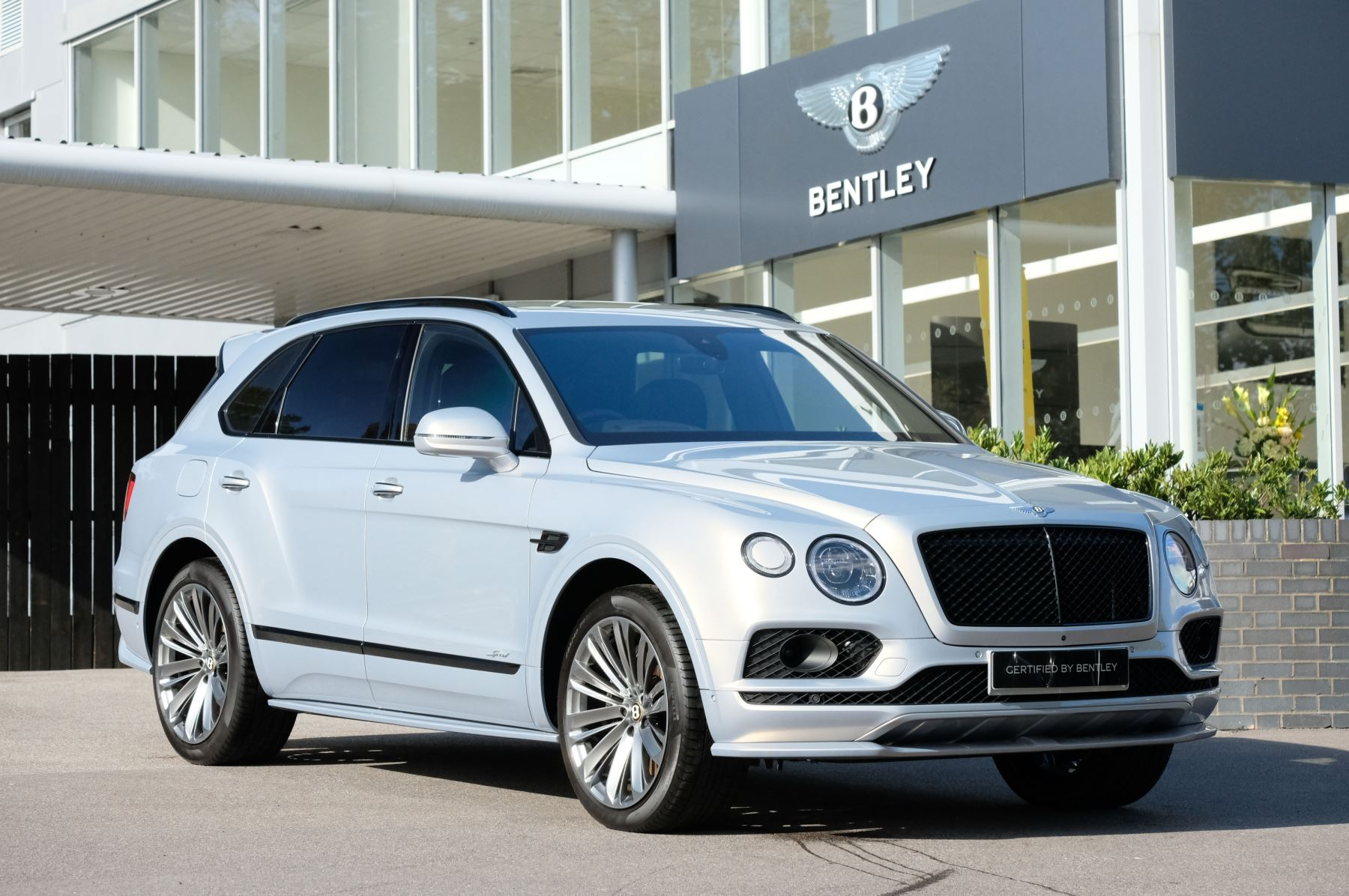 Bentley Bentayga Speed - City & Touring - 7 Seat Specification 6.0 Automatic 5 door Estate (2020)