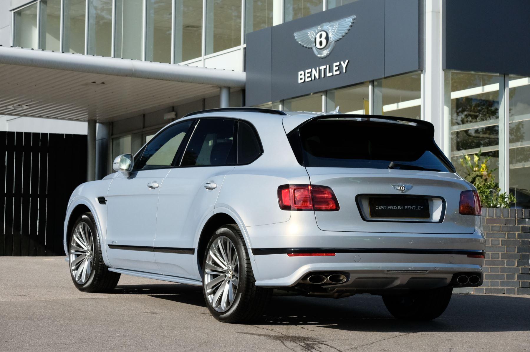 Bentley Bentayga Speed - City & Touring image 5
