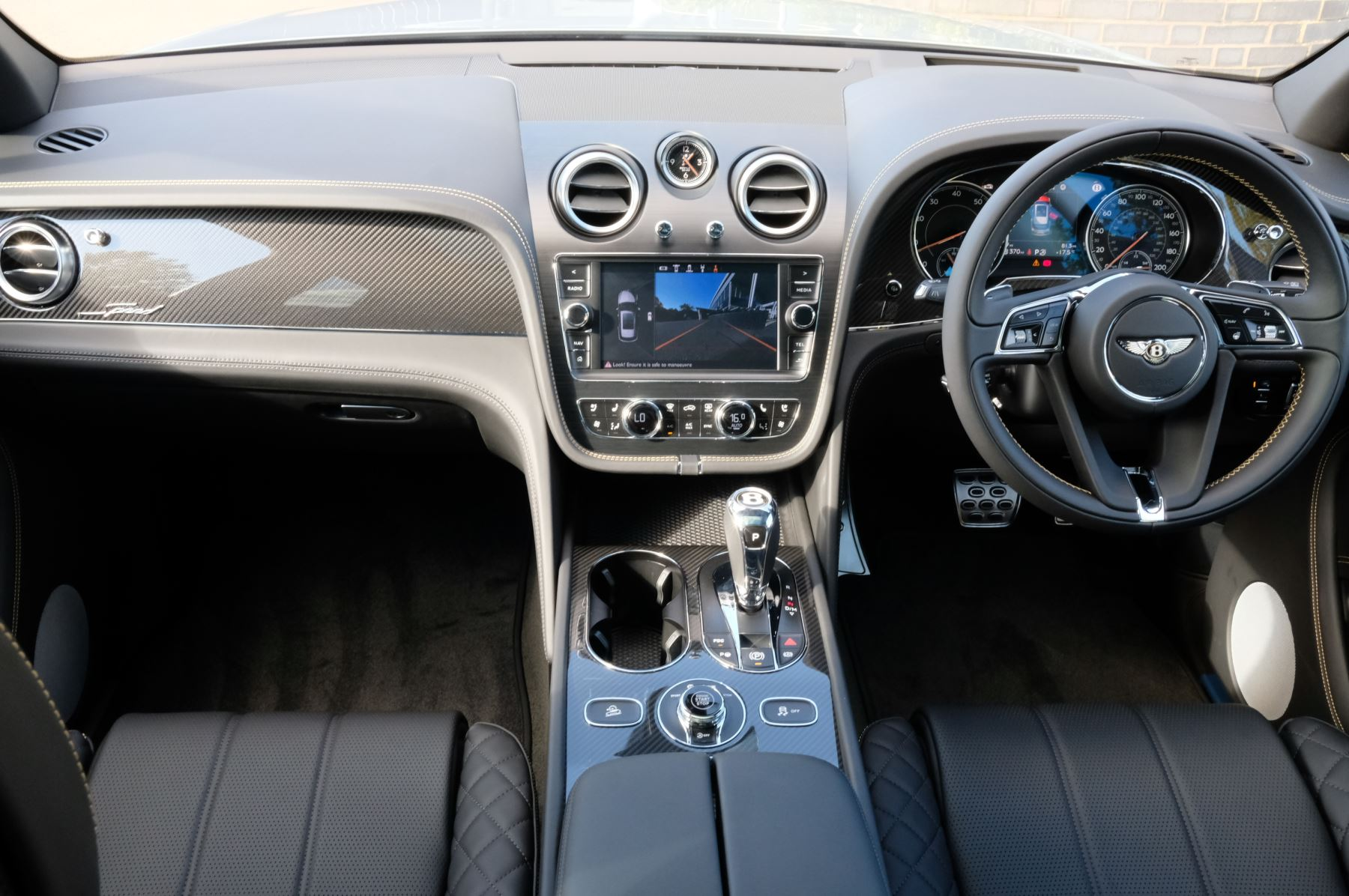 Bentley Bentayga Speed - City & Touring image 13