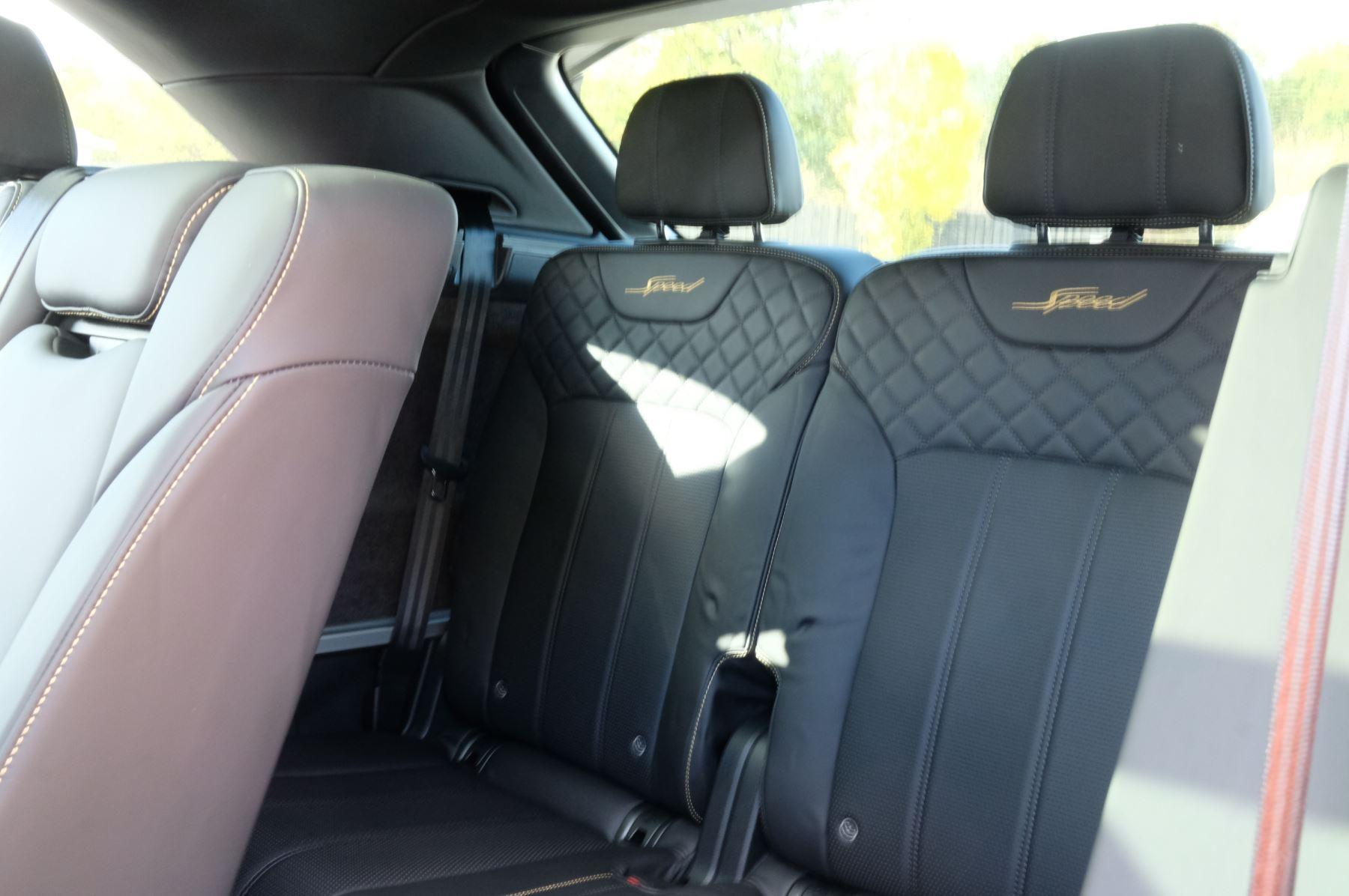 Bentley Bentayga Speed - City & Touring image 24