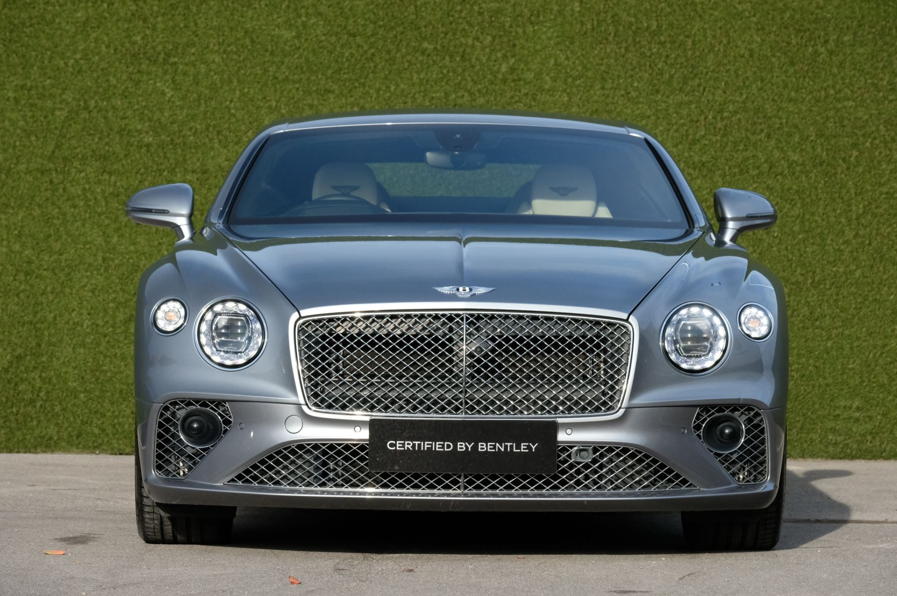 Bentley Continental GT 6.0 W12 2dr Mulliner Driving Specification image 2