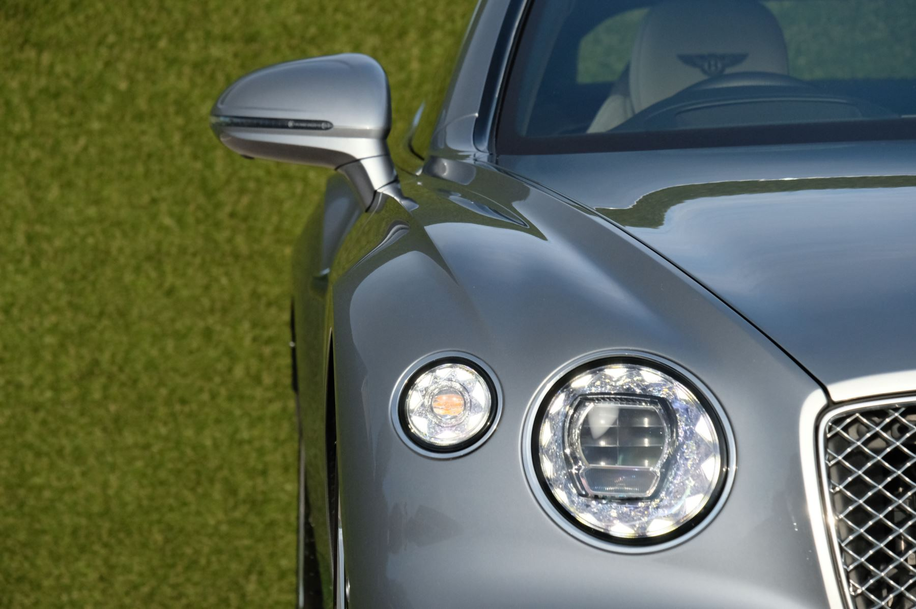 Bentley Continental GT 6.0 W12 2dr Mulliner Driving Specification image 7