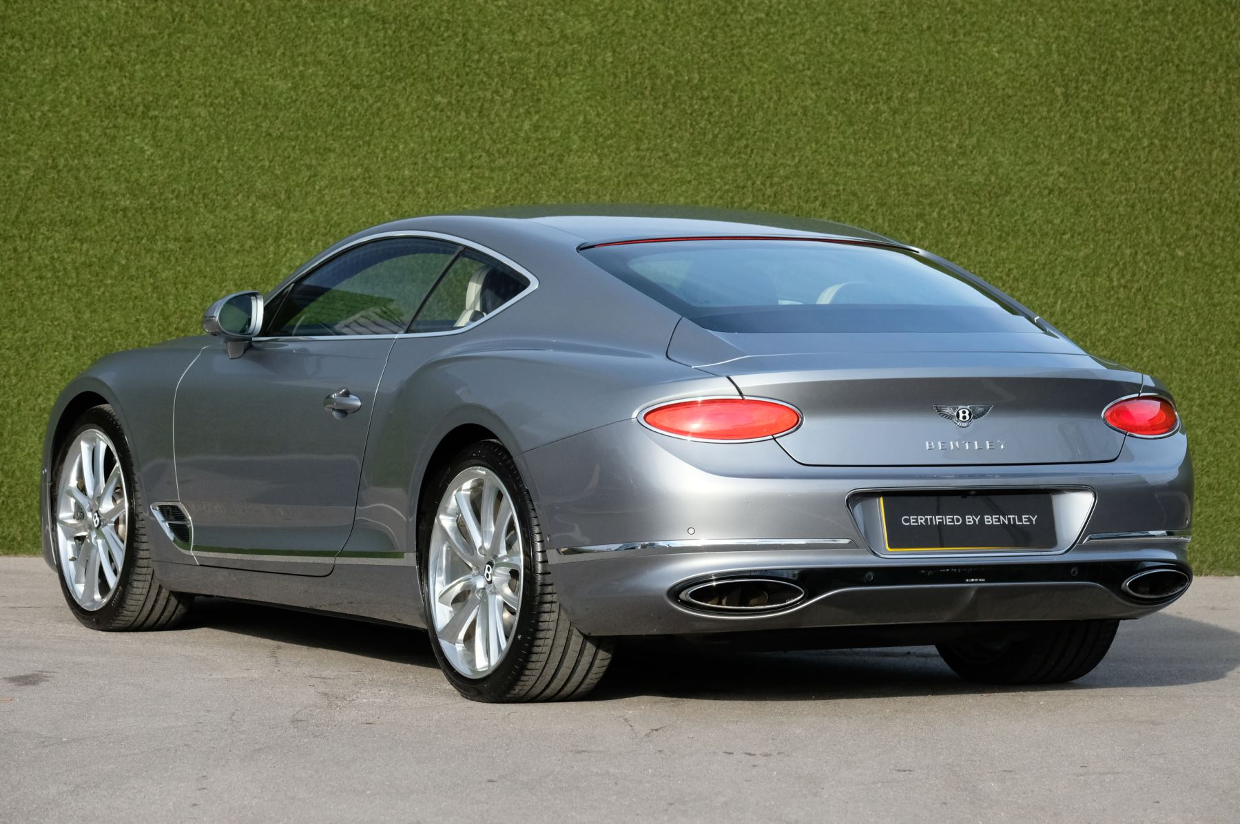 Bentley Continental GT 6.0 W12 2dr Mulliner Driving Specification image 5