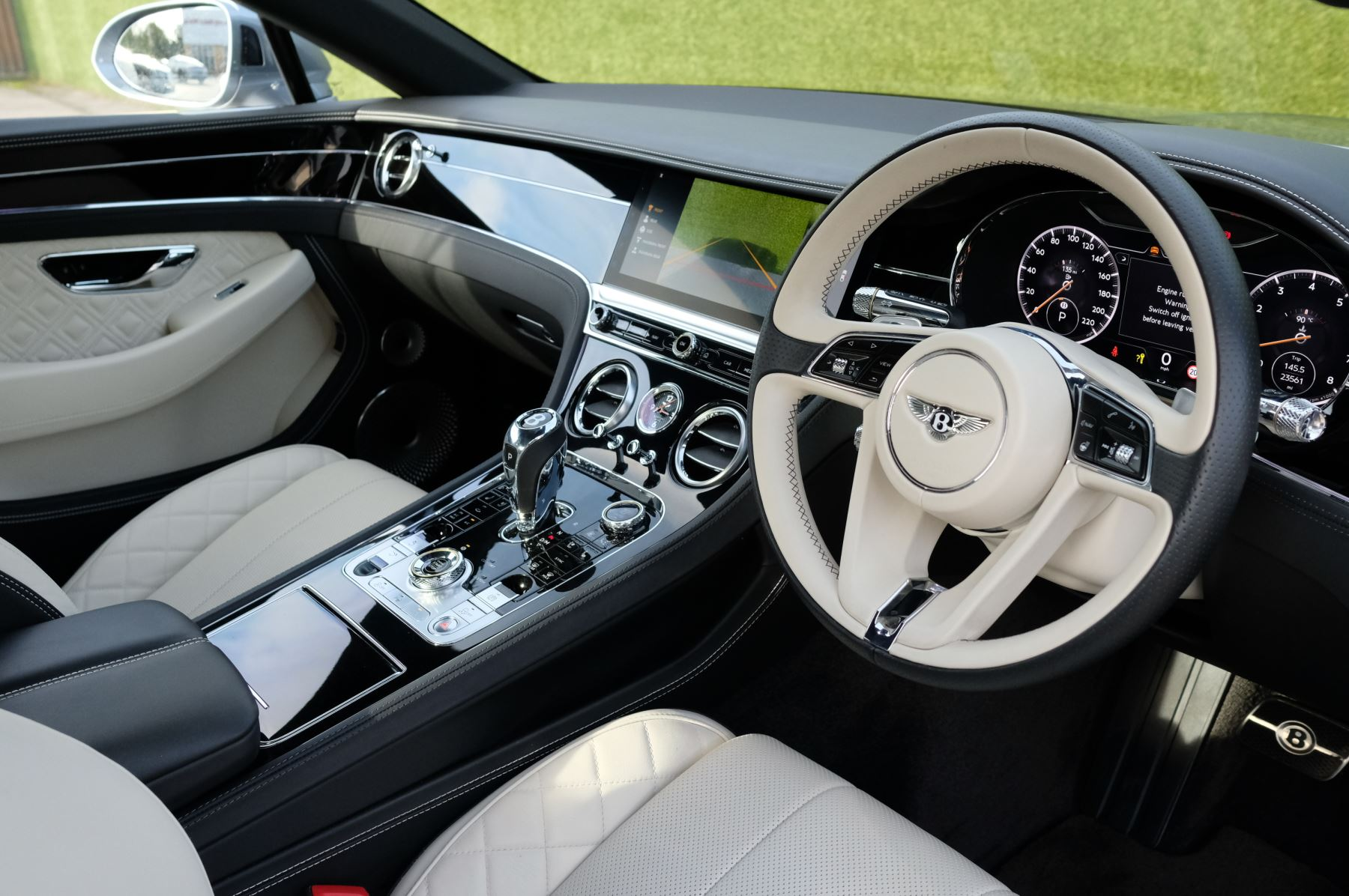 Bentley Continental GT 6.0 W12 2dr Mulliner Driving Specification image 12