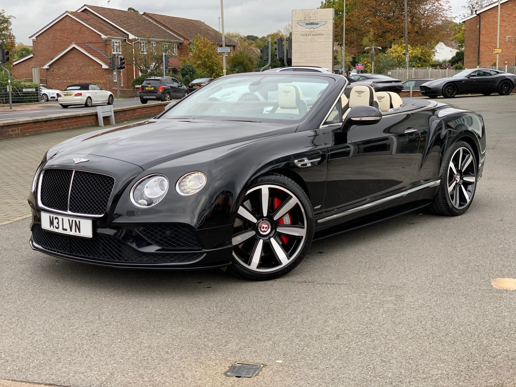 Bentley Continental GTC 4.0 V8 S Mulliner Driving Spec 2dr Automatic Convertible (2017)