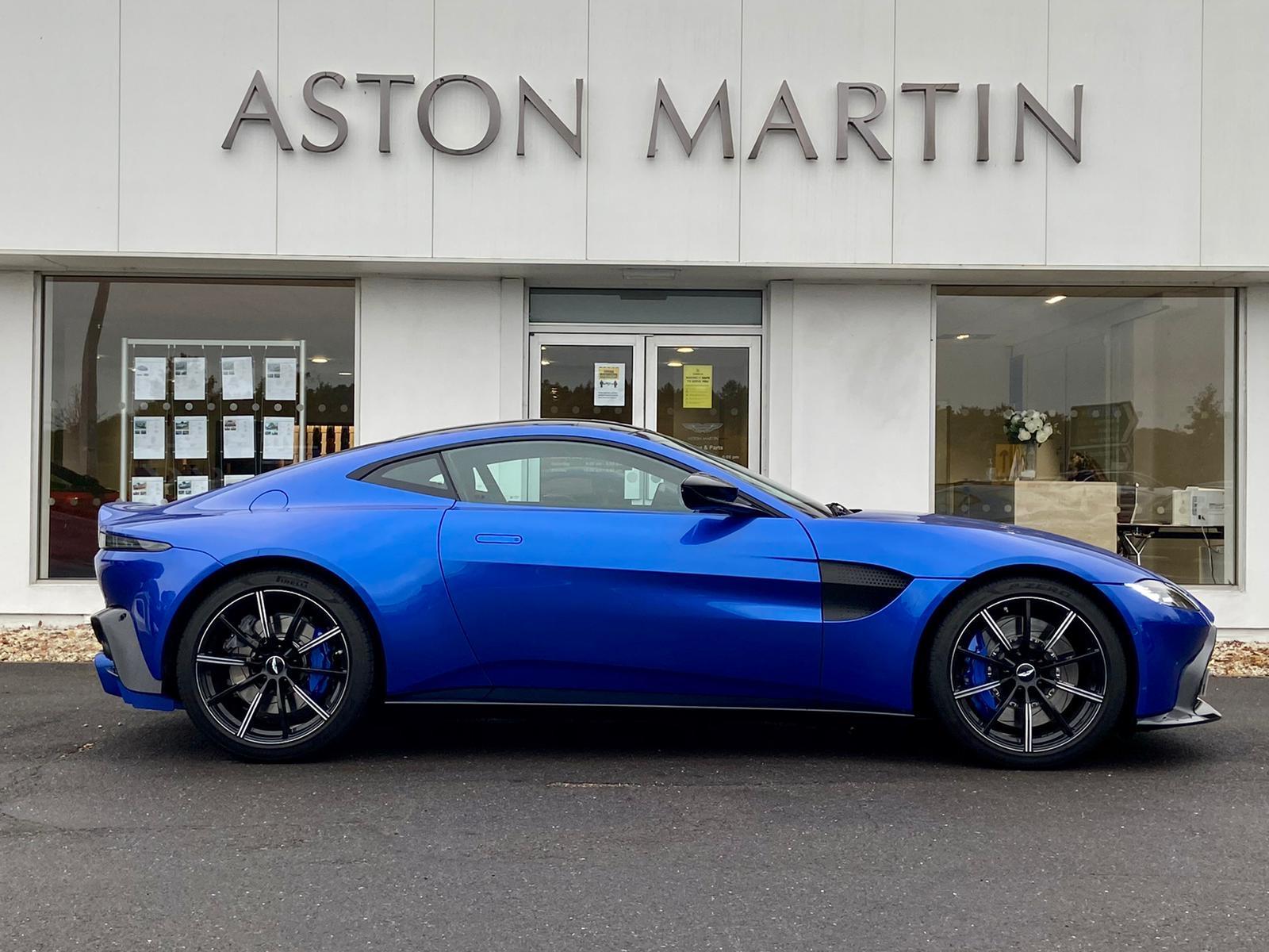 Aston Martin New Vantage 2dr ZF 8 Speed image 4