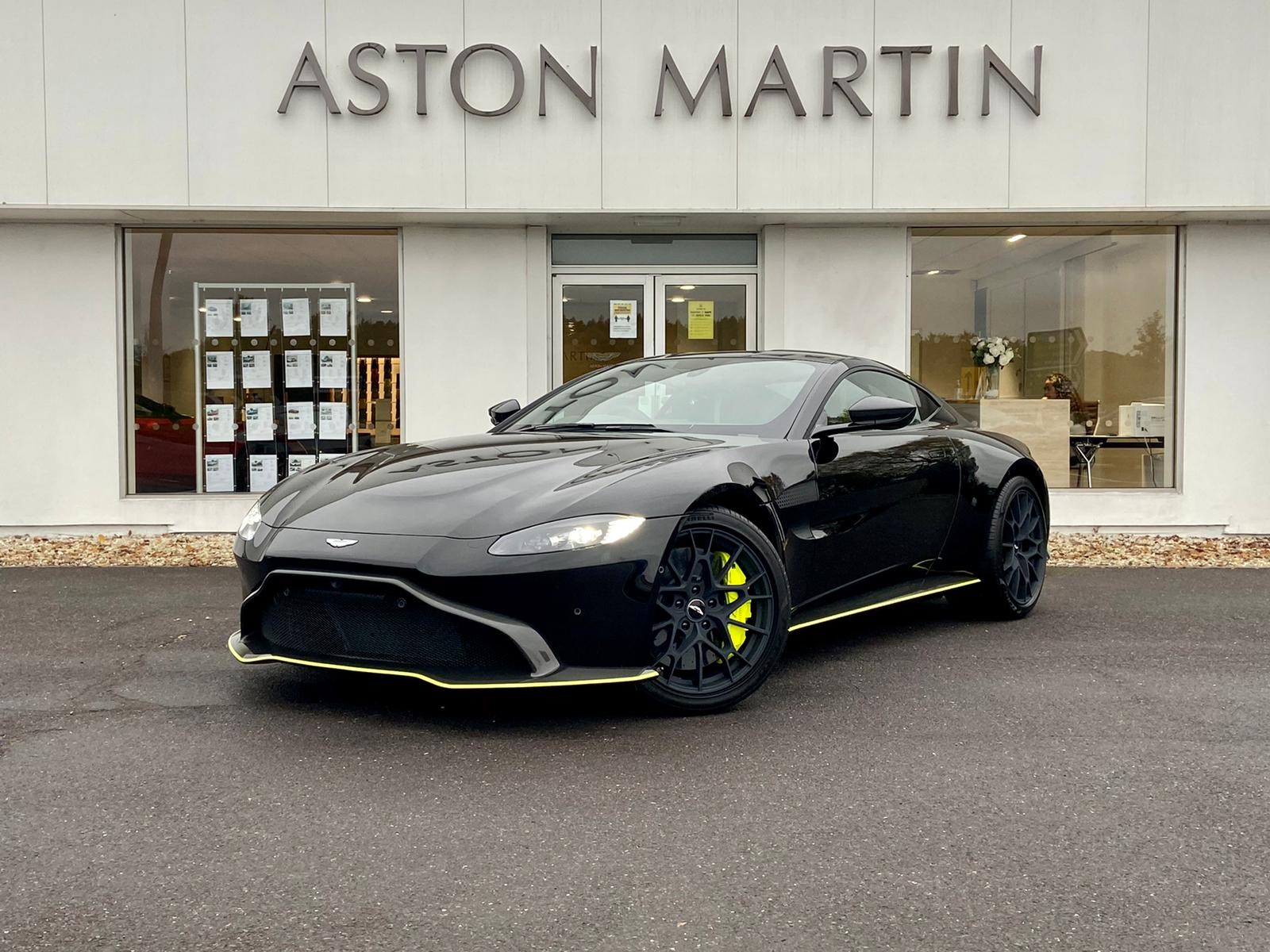 Aston Martin New Vantage AMR Hero Edition 1 of 200 4.0 2 door Coupe (2020)