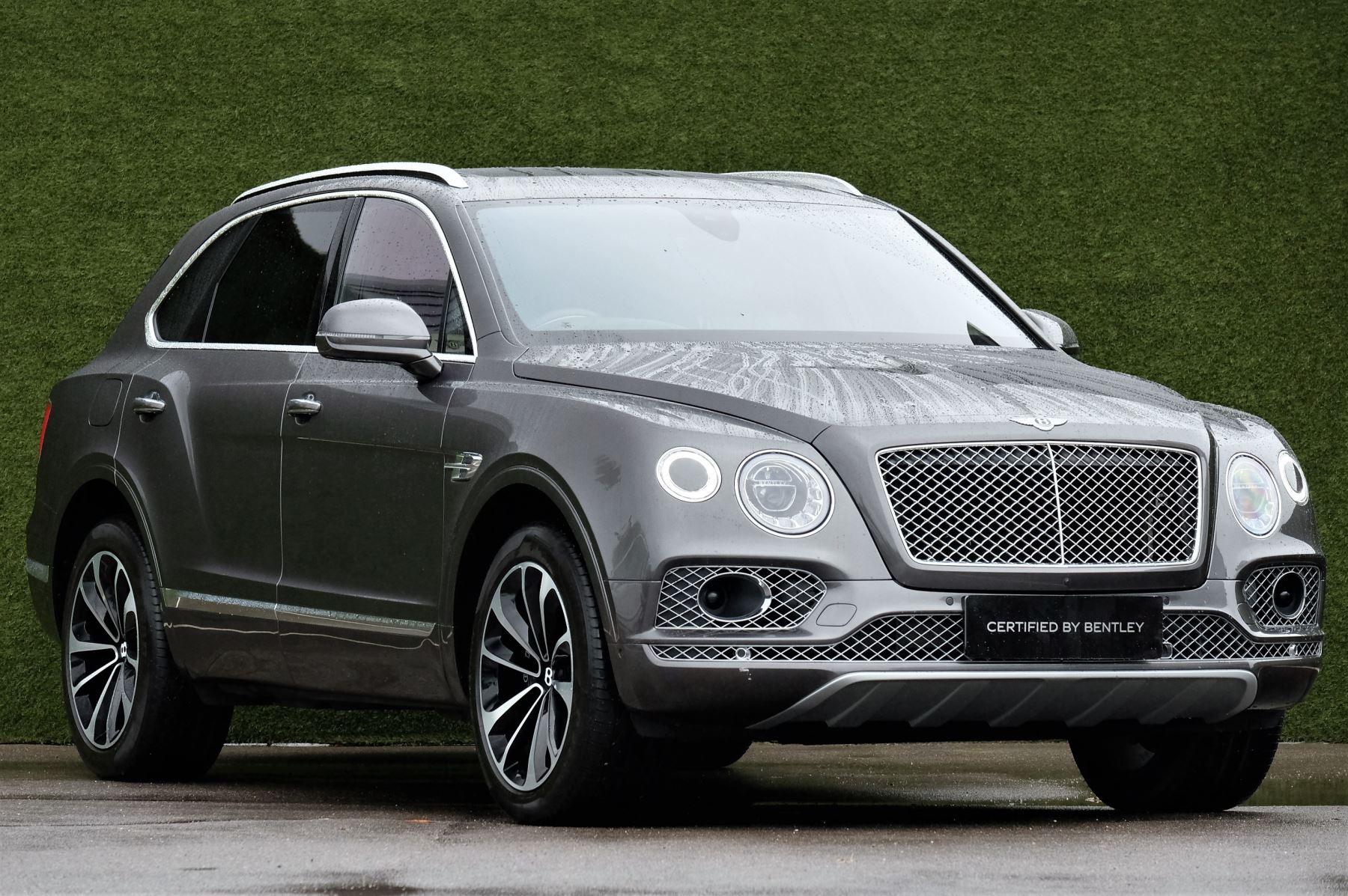 Bentley Bentayga 4.0 V8 5dr - Mulliner Driving Specification image 1