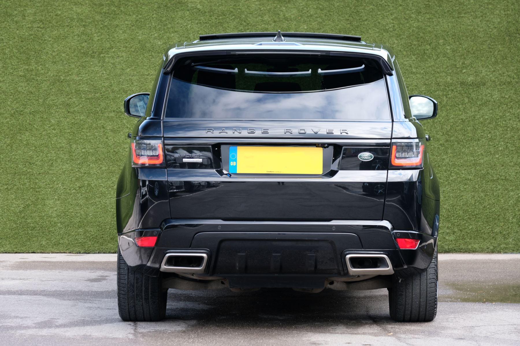 Land Rover Range Rover Sport 3.0 SDV6 Autobiography Dynamic 5dr image 4