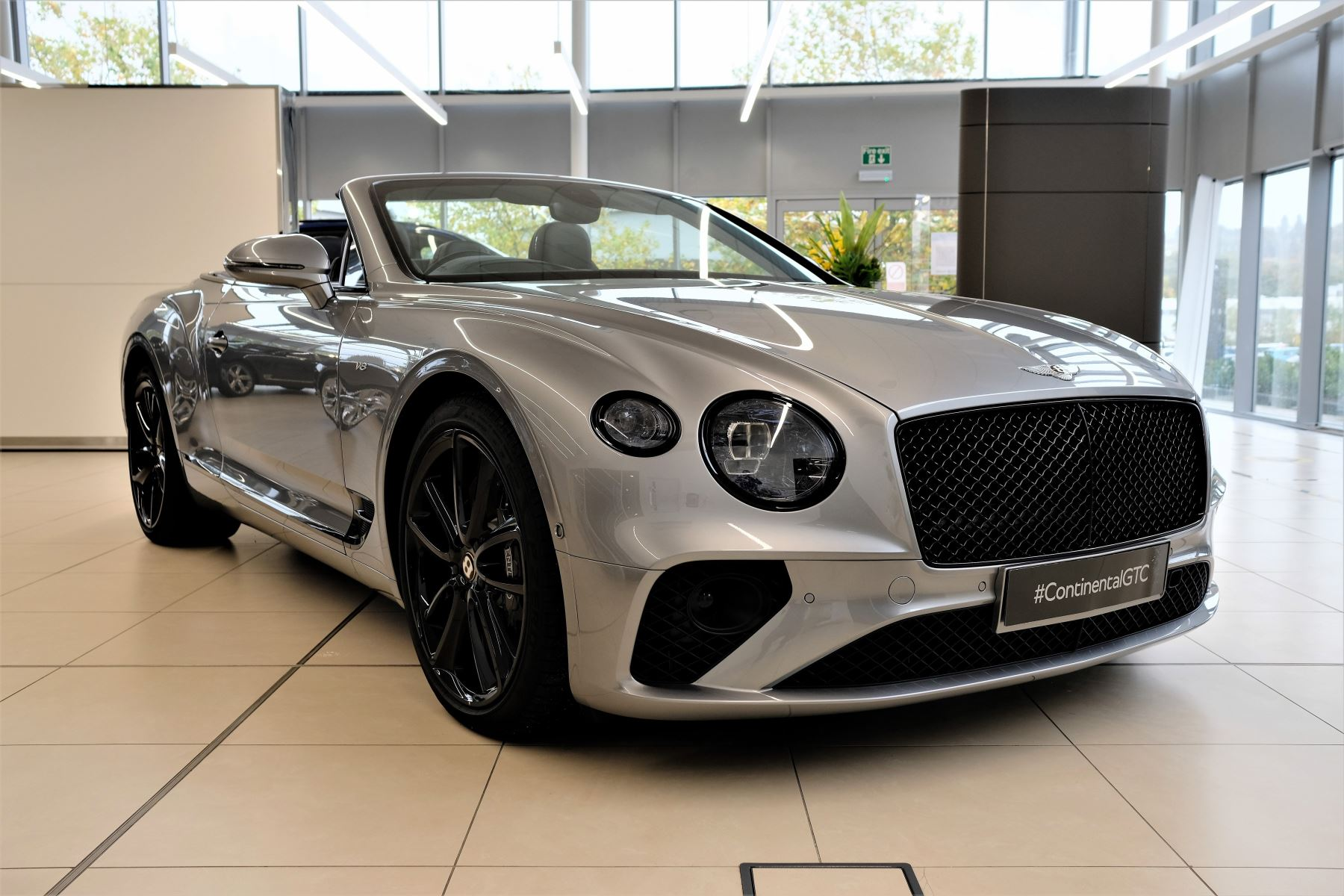 Bentley Continental GTC 4.0 V8 Mulliner Driving Spec 2dr Auto Automatic Convertible (2020)