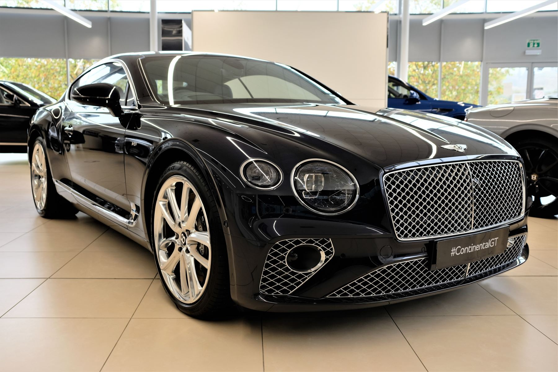 Bentley Continental GT 4.0 V8 Mulliner Edition Auto [Tour Spec] Automatic 2 door Coupe (2020)