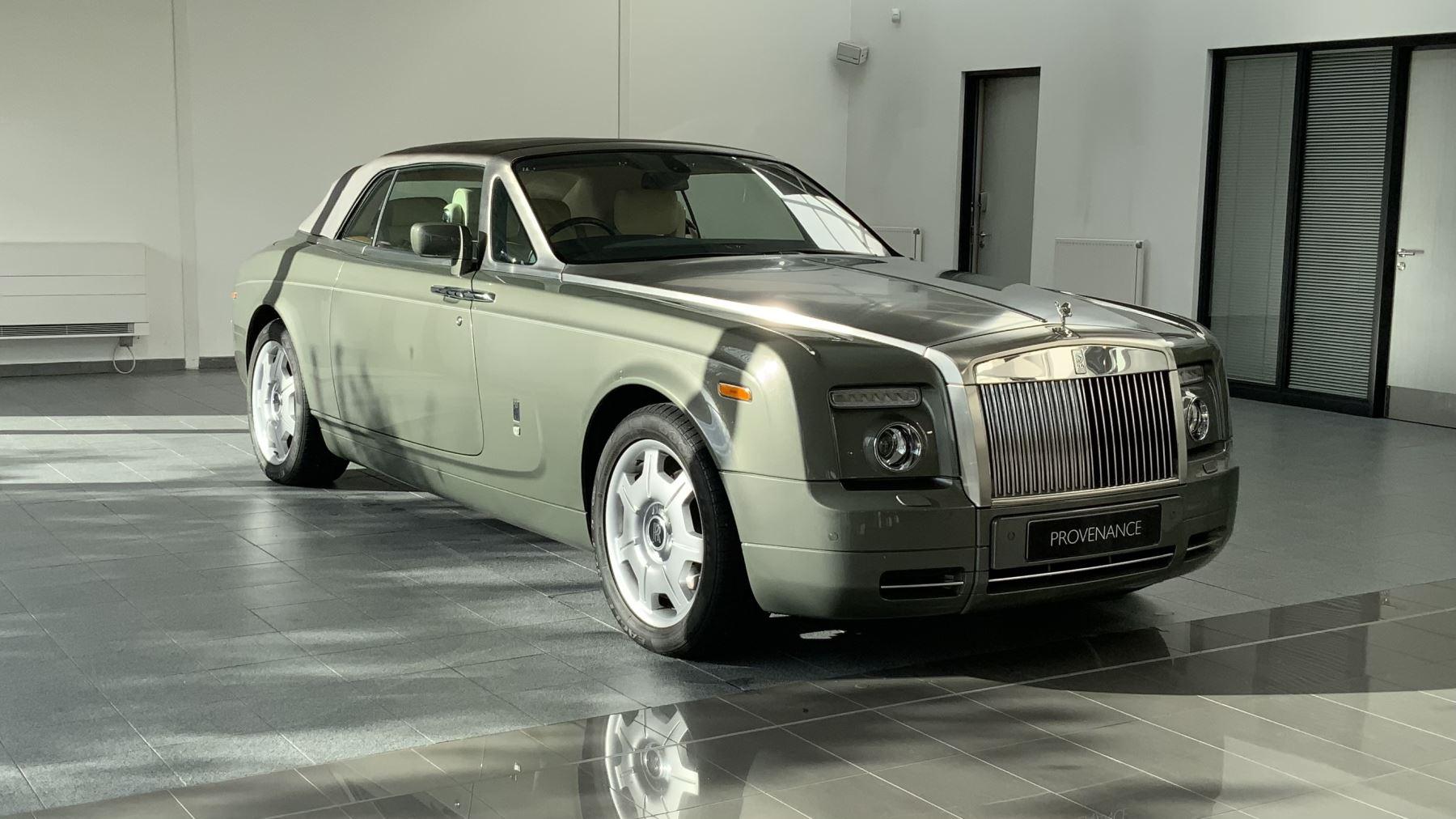 Rolls-Royce Phantom Drophead Coupe 2dr Auto image 14