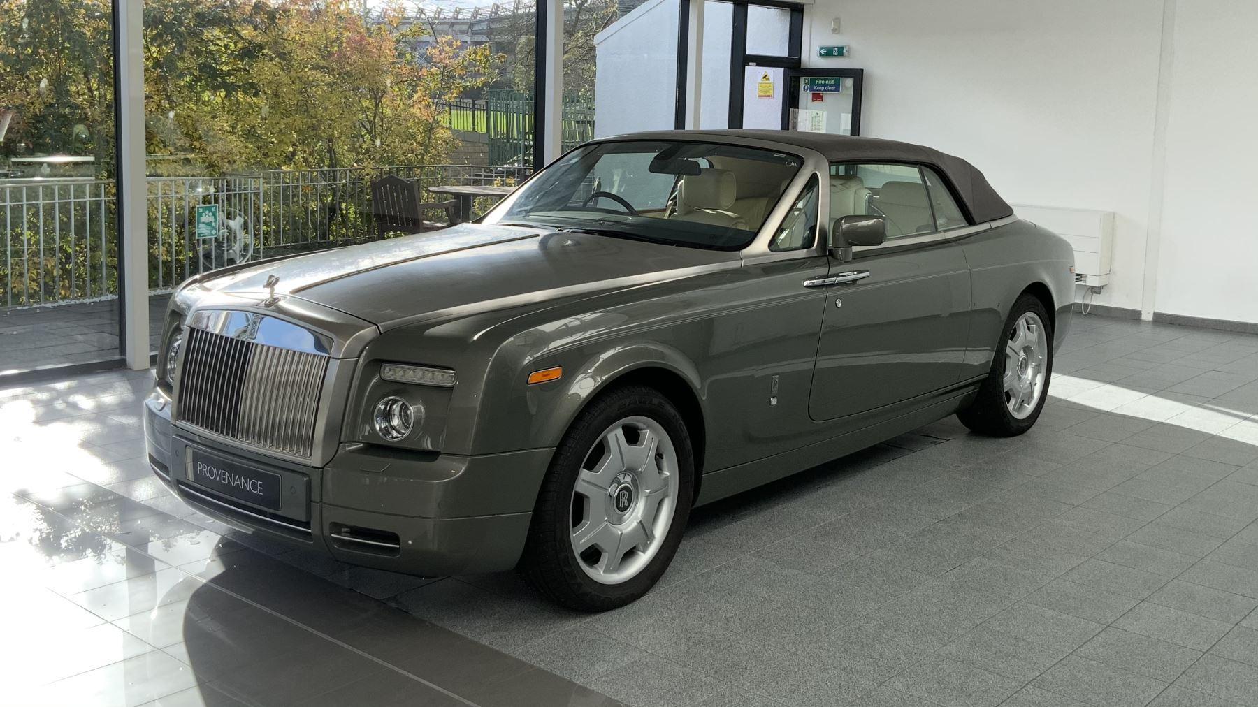 Rolls-Royce Phantom Drophead Coupe 2dr Auto image 7