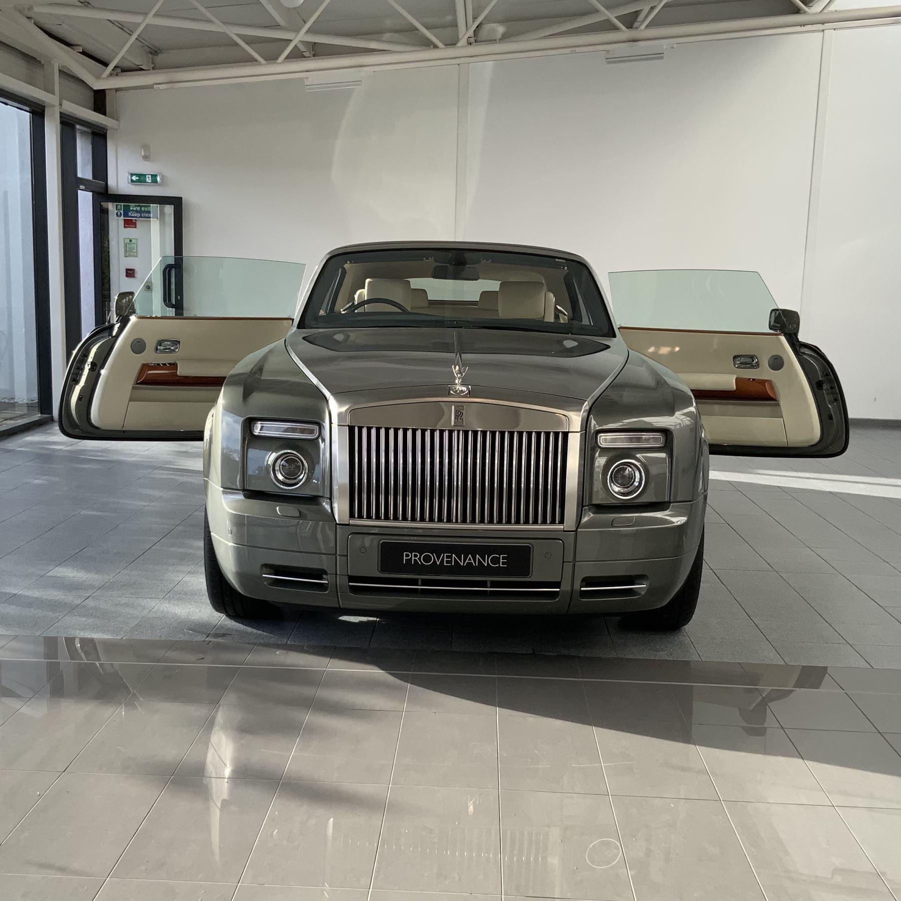 Rolls-Royce Phantom Drophead Coupe 2dr Auto image 24