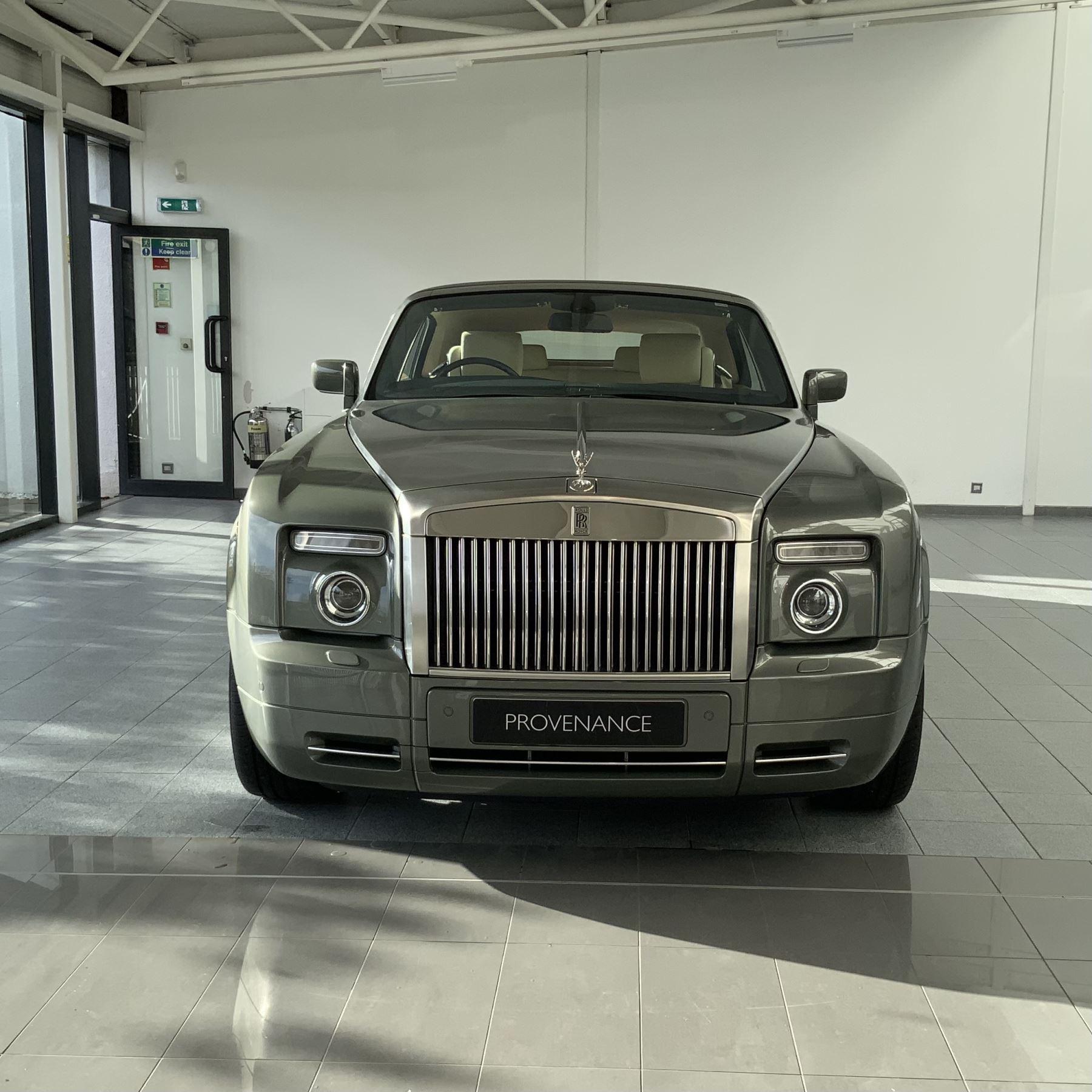 Rolls-Royce Phantom Drophead Coupe 2dr Auto image 25