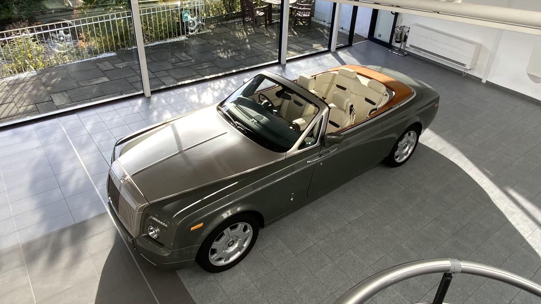 Rolls-Royce Phantom Drophead Coupe 2dr Auto image 29