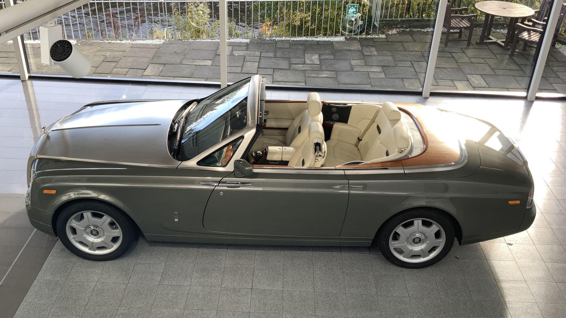 Rolls-Royce Phantom Drophead Coupe 2dr Auto image 8