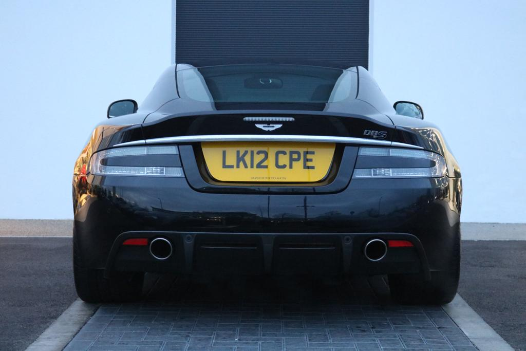 Aston Martin DBS V12 2dr Touchtronic image 7