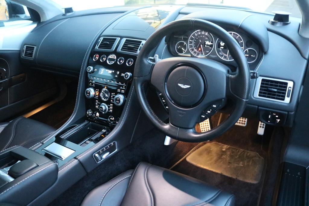 Aston Martin DBS V12 2dr Touchtronic image 14
