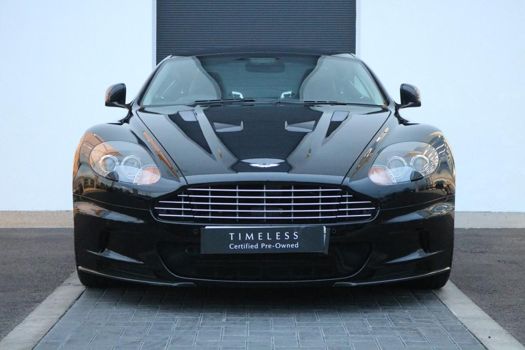 Aston Martin Dbs V12 2dr Touchtronic 5 9 Automatic Coupe 2012 Available From Aston Martin Brentwood