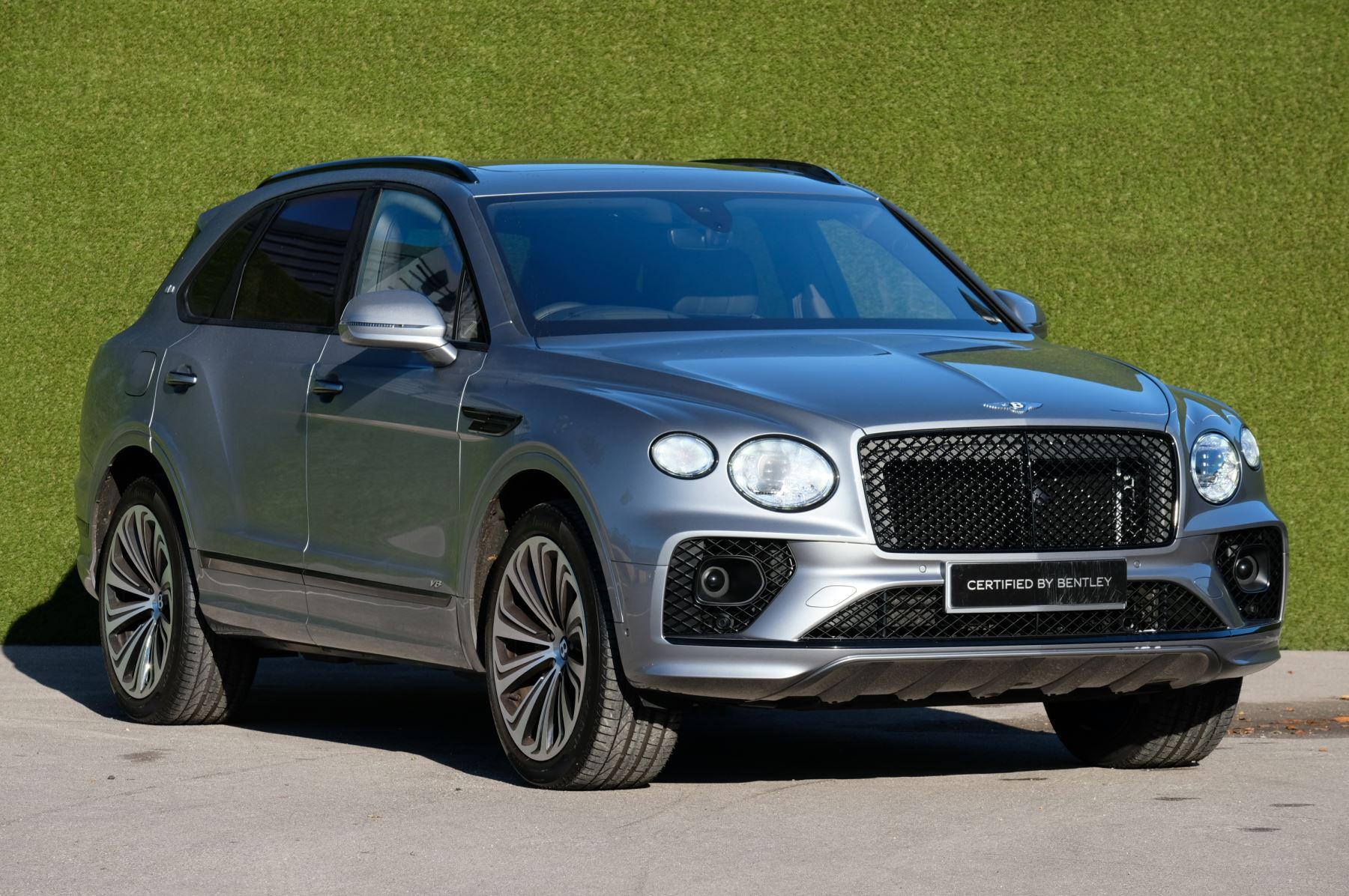 Bentley Bentayga 4.0 V8 First Edition 5dr Auto - Mulliner Driving Specification Automatic Estate (2020)