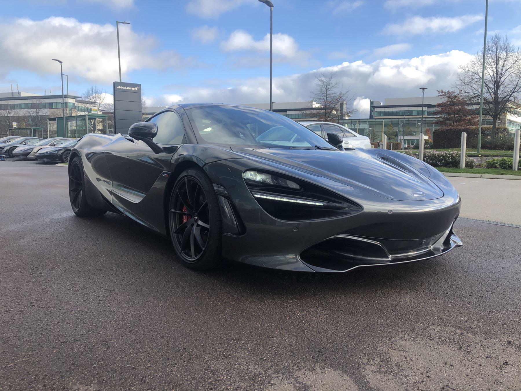 McLaren 720S V8 Performance 2dr SSG Auto 4.0 Automatic Coupe (2021)
