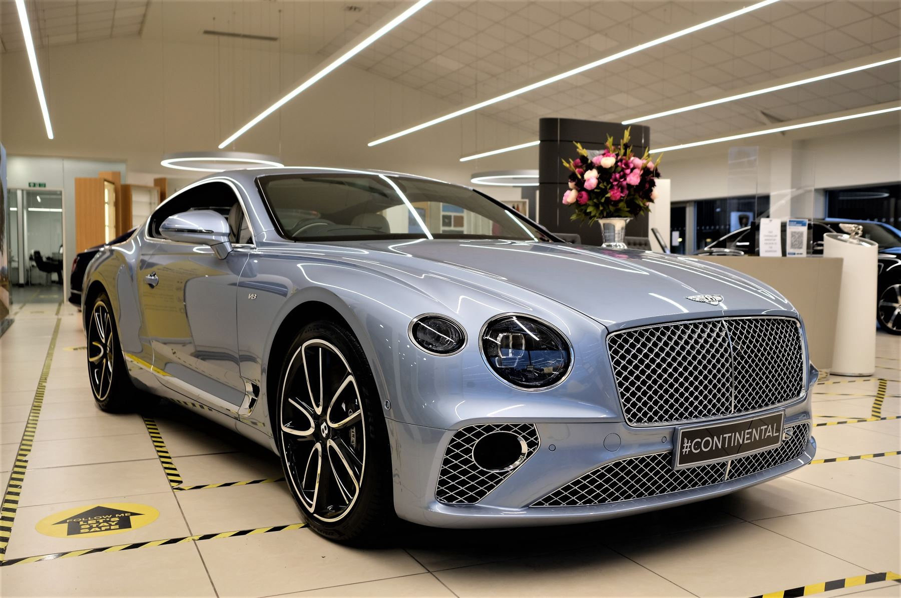 Bentley Continental GT 4.0 V8 Mulliner Driving Spec 2dr Auto [Tour Spec] Automatic Coupe (2020)