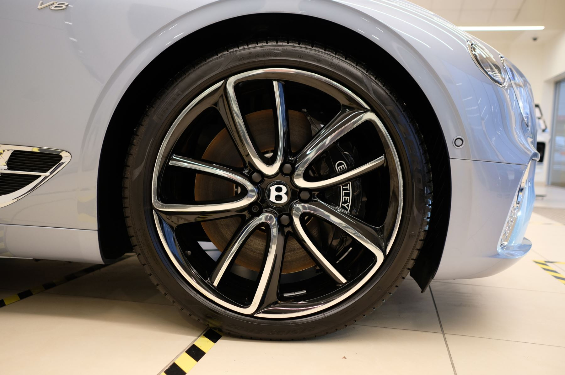 Bentley Continental GT 4.0 V8 Mulliner Driving Spec 2dr Auto [Tour Spec] image 8