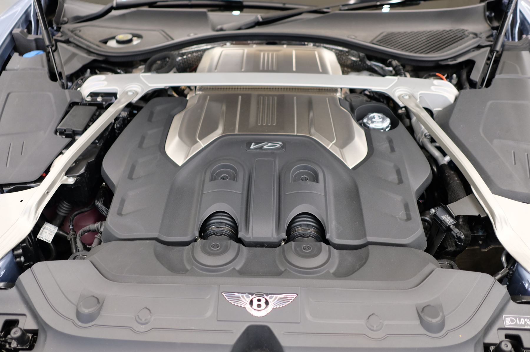 Bentley Continental GT 4.0 V8 Mulliner Driving Spec 2dr Auto [Tour Spec] image 9
