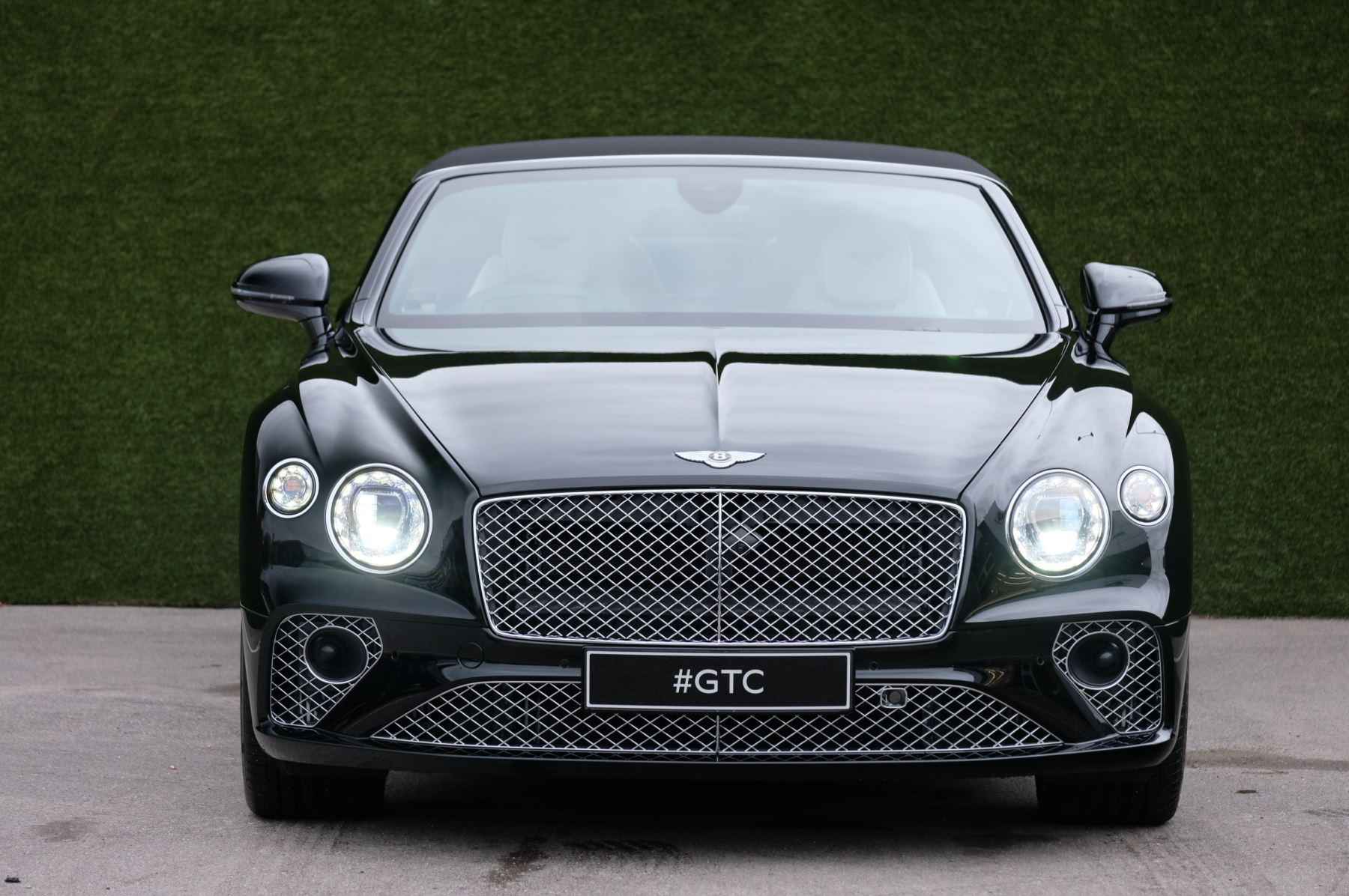 Bentley Continental GTC 4.0 V8 Mulliner Driving Spec 2dr Auto [Tour Spec] image 2