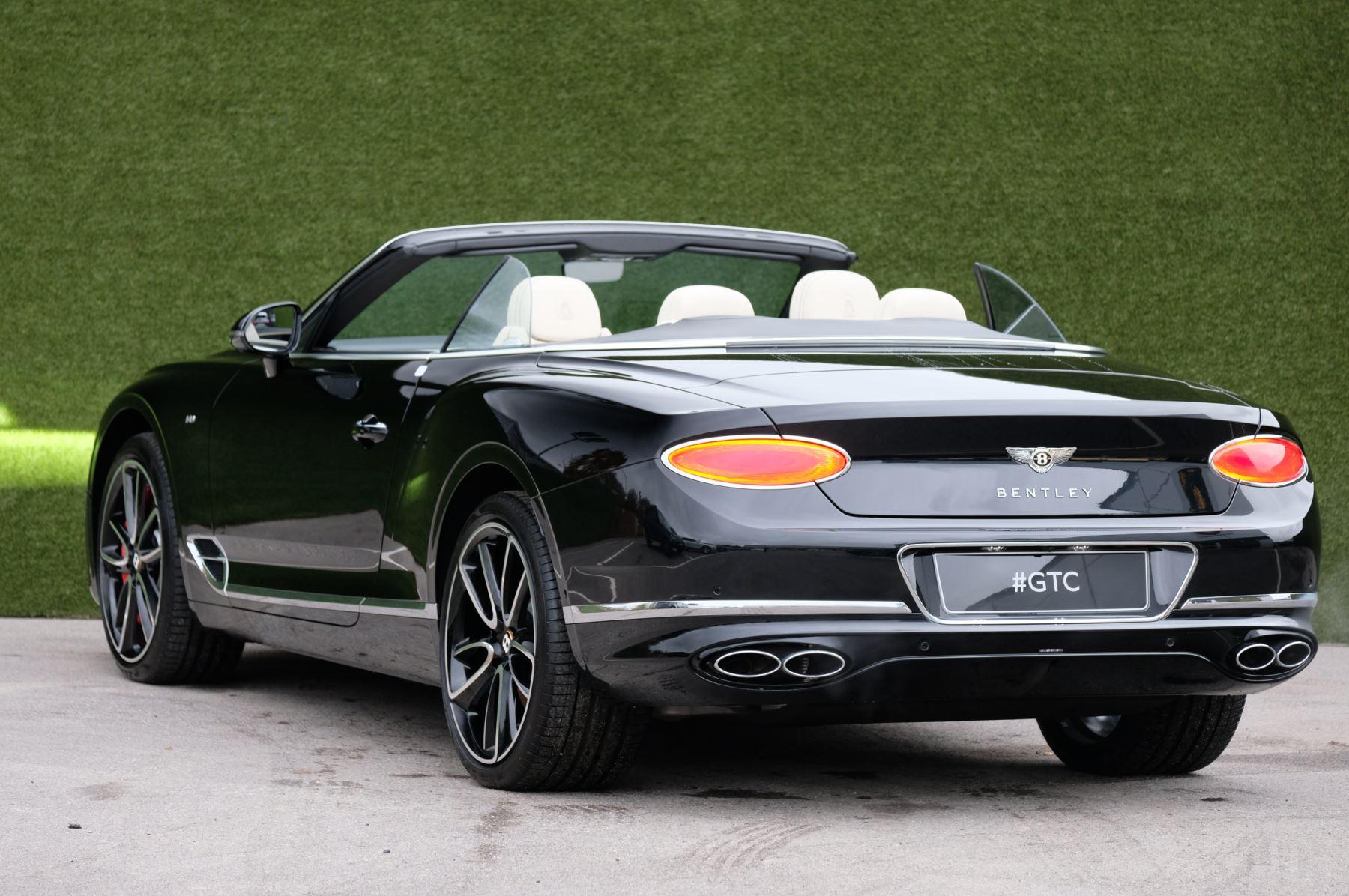 Bentley Continental GTC 4.0 V8 Mulliner Driving Spec 2dr Auto [Tour Spec] image 5