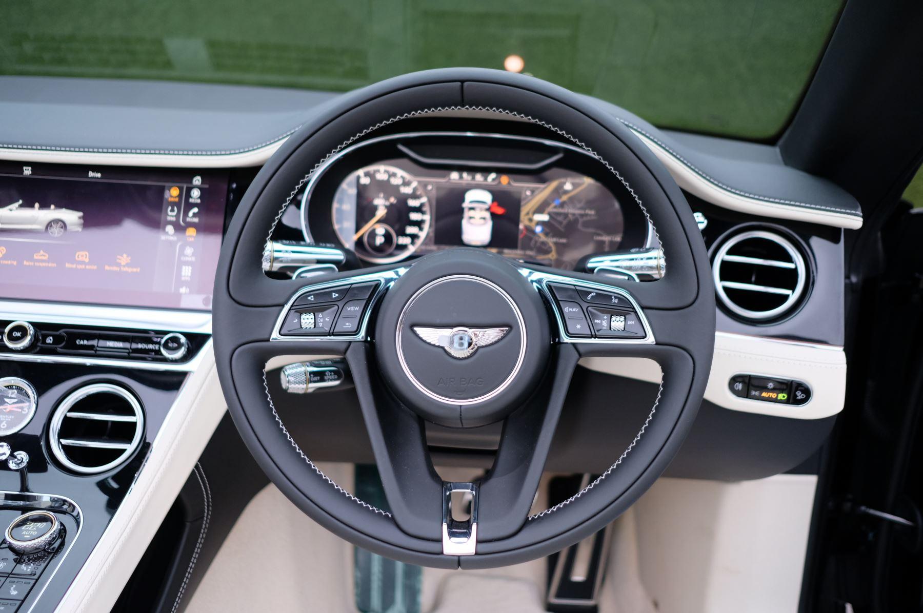 Bentley Continental GTC 4.0 V8 Mulliner Driving Spec 2dr Auto [Tour Spec] image 9