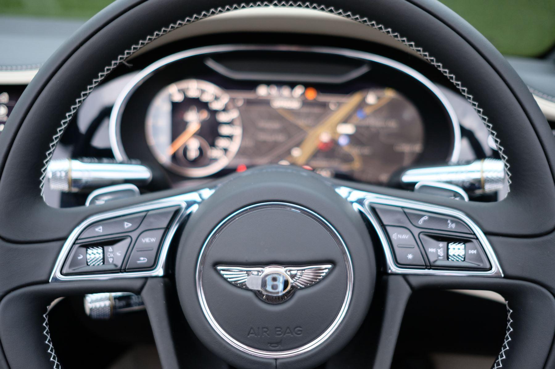 Bentley Continental GTC 4.0 V8 Mulliner Driving Spec 2dr Auto [Tour Spec] image 14