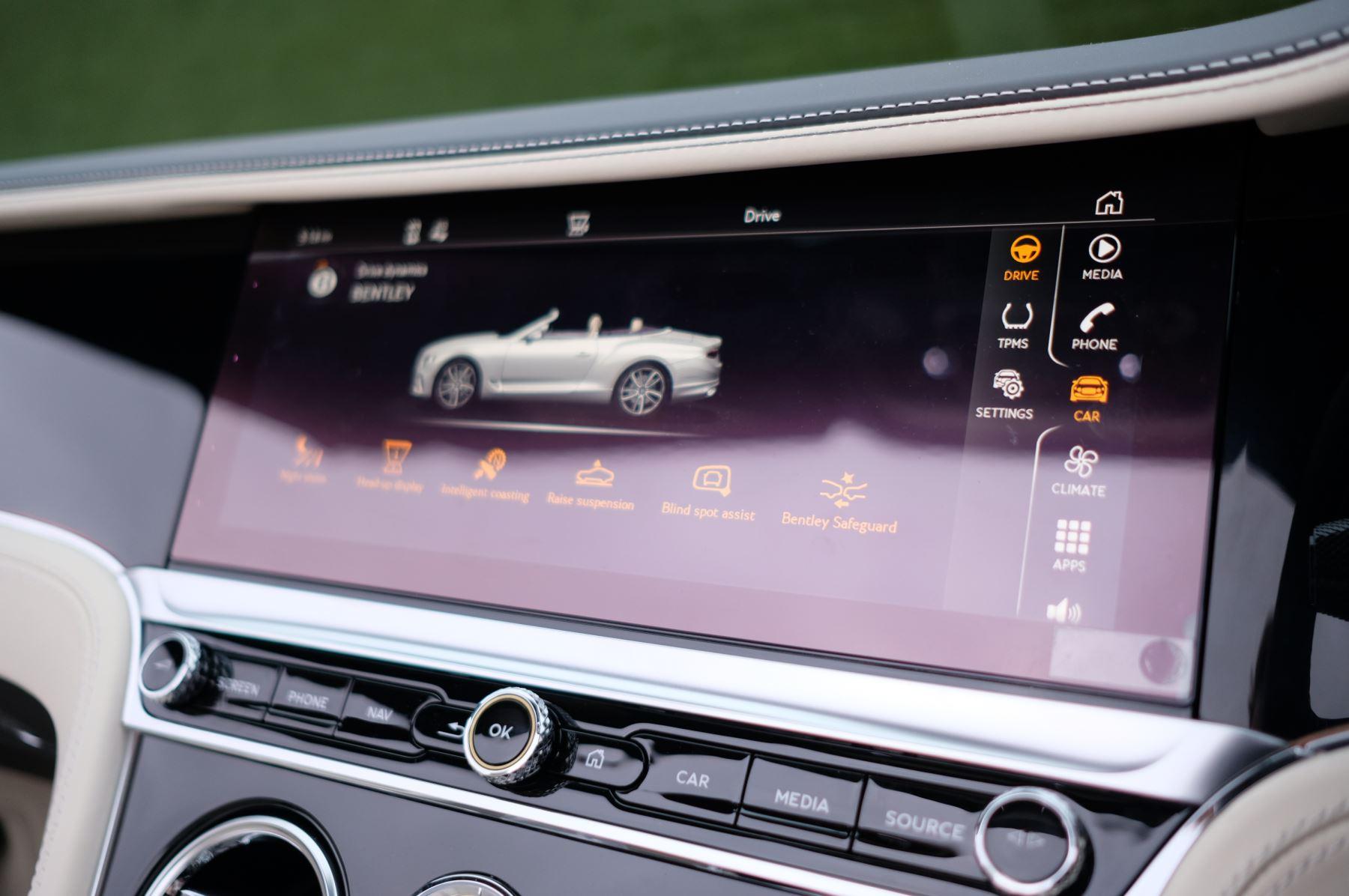 Bentley Continental GTC 4.0 V8 Mulliner Driving Spec 2dr Auto [Tour Spec] image 16