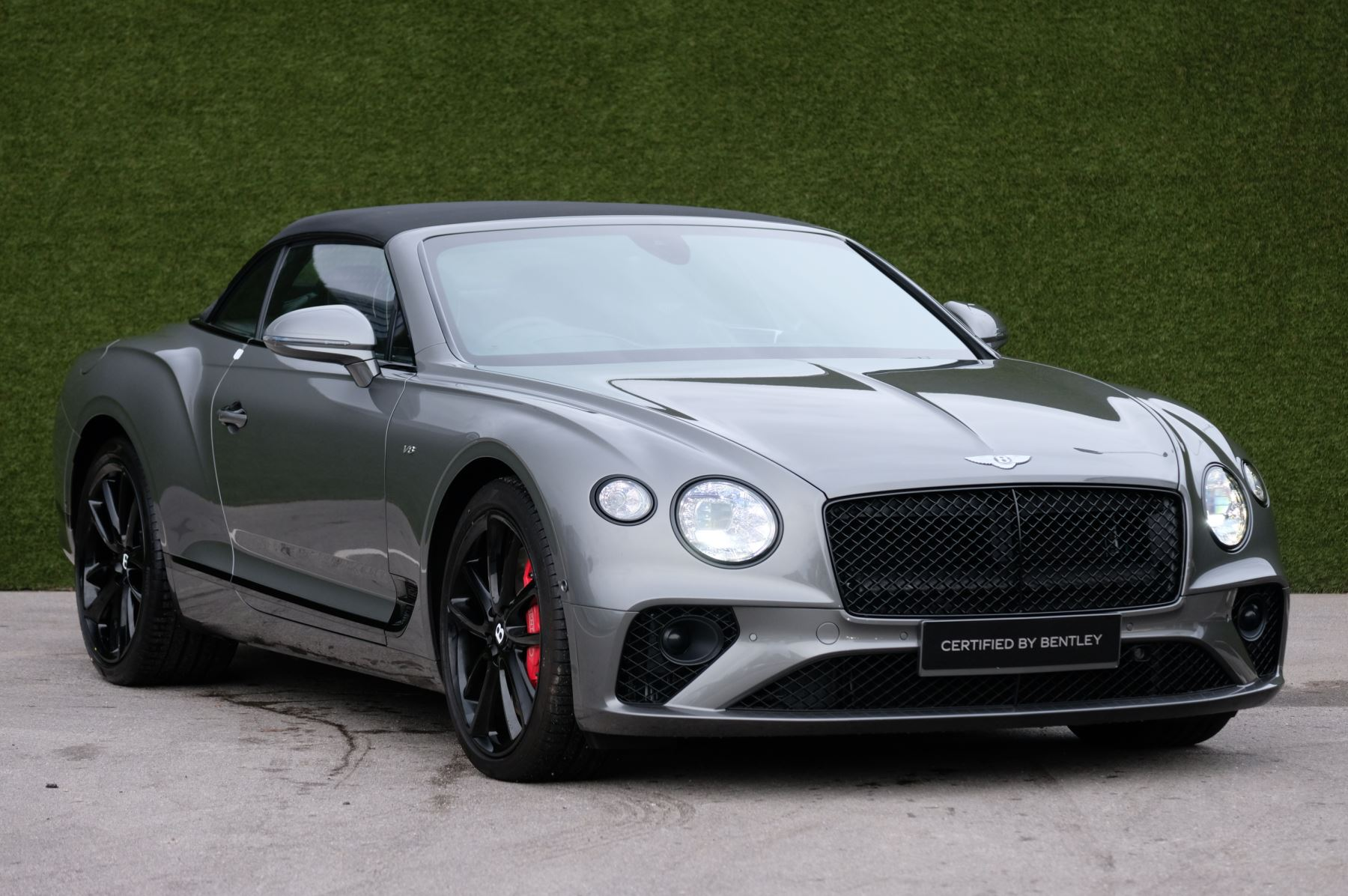 Bentley Continental GTC 4.0 V8 Mulliner Driving Spec Auto image 1