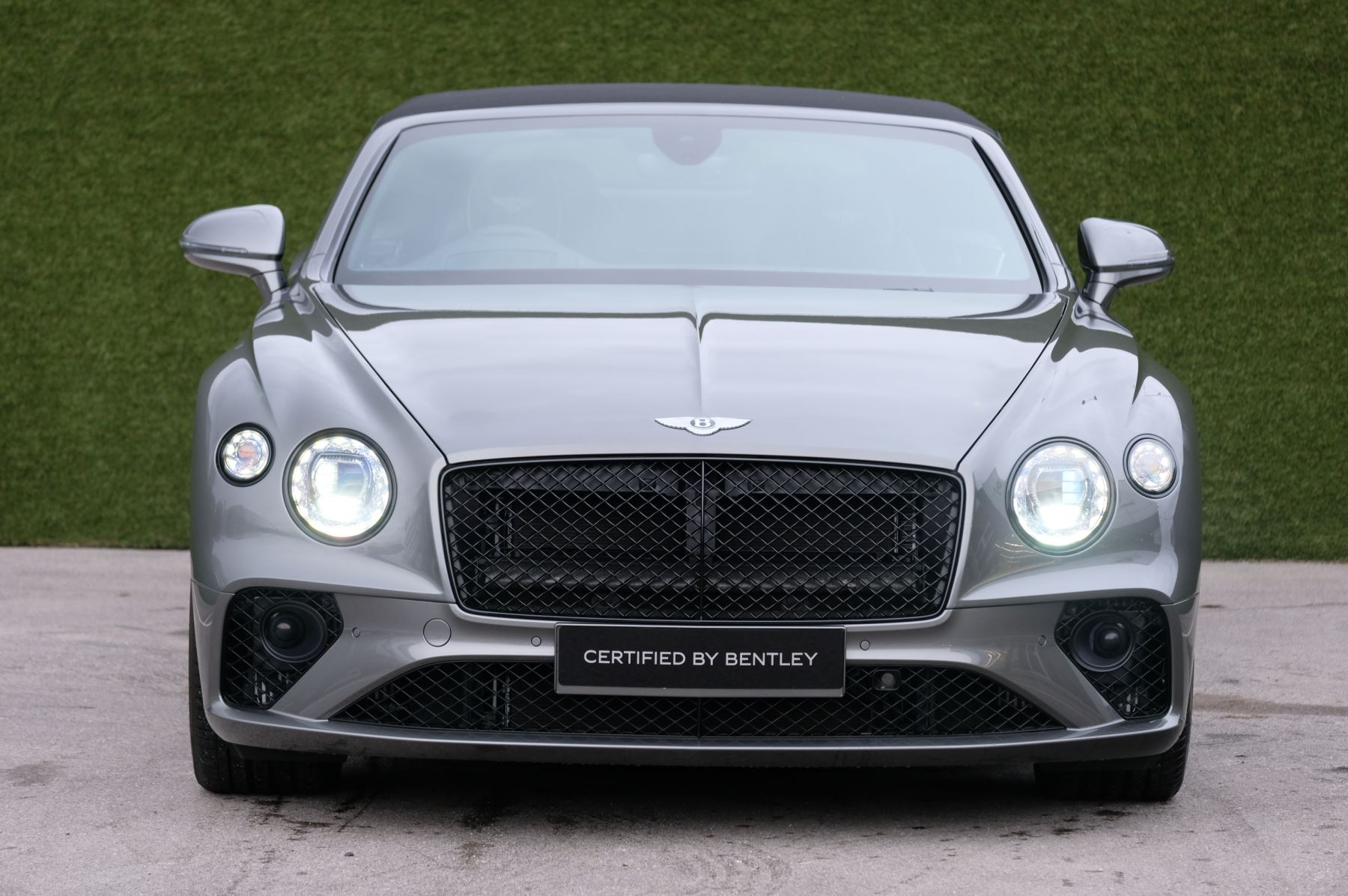 Bentley Continental GTC 4.0 V8 Mulliner Driving Spec Auto image 2