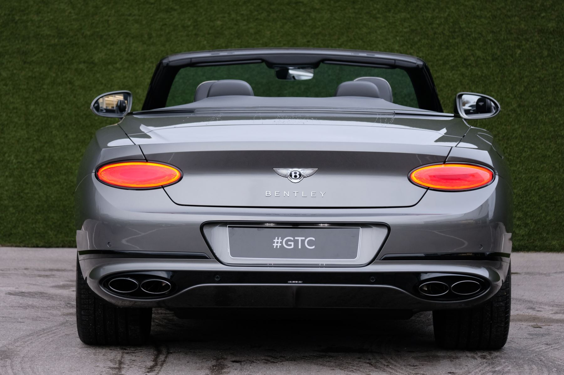 Bentley Continental GTC 4.0 V8 Mulliner Driving Spec Auto image 4