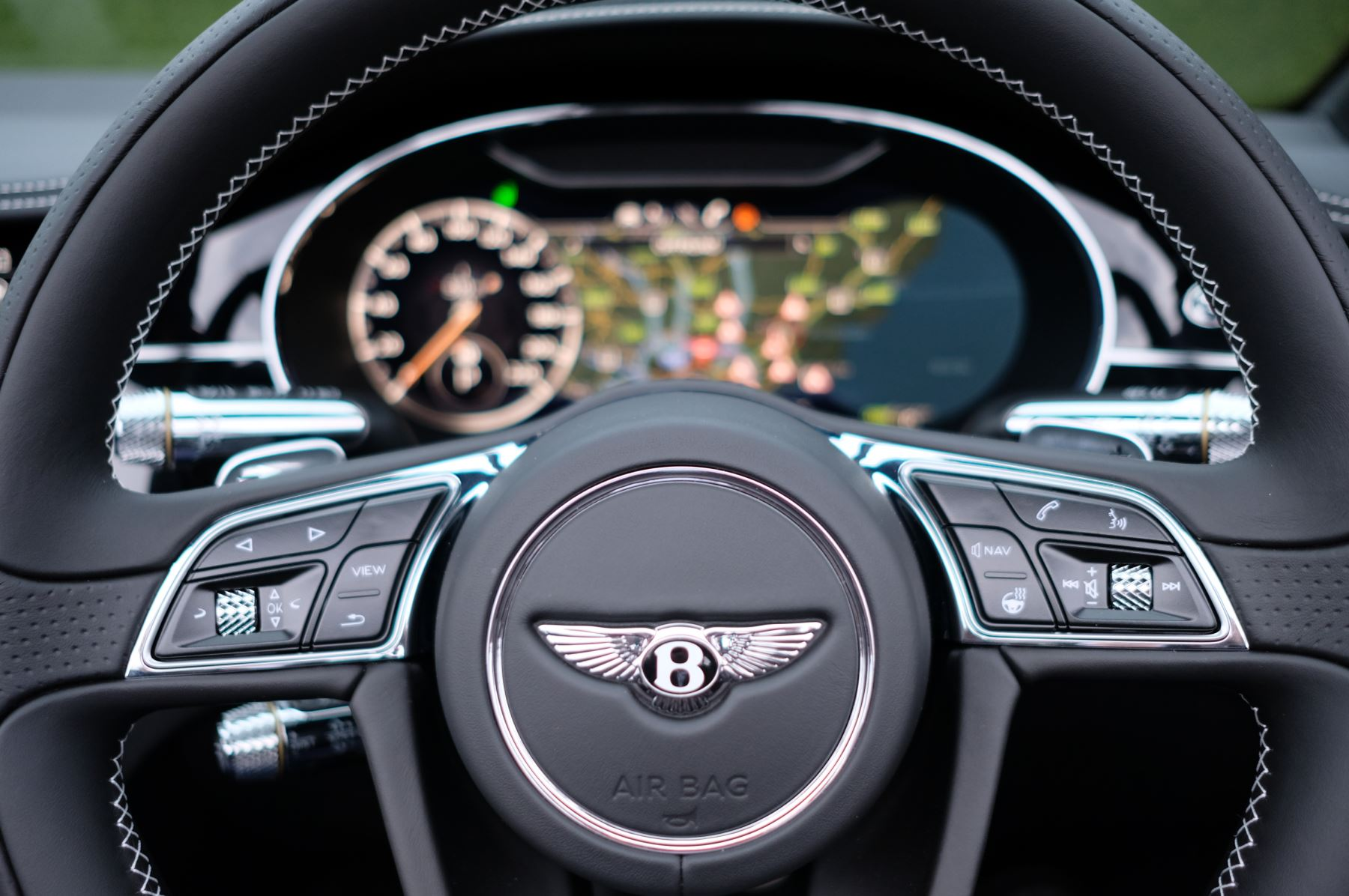 Bentley Continental GTC 4.0 V8 Mulliner Driving Spec Auto image 14
