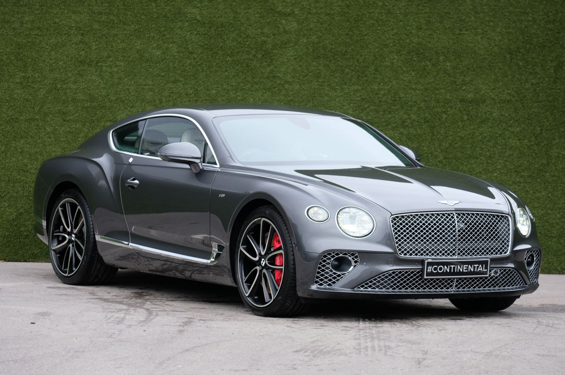 Bentley Continental GT 4.0 V8 Mulliner Driving Spec 2dr Auto [City+Tour] Automatic Coupe (2020)