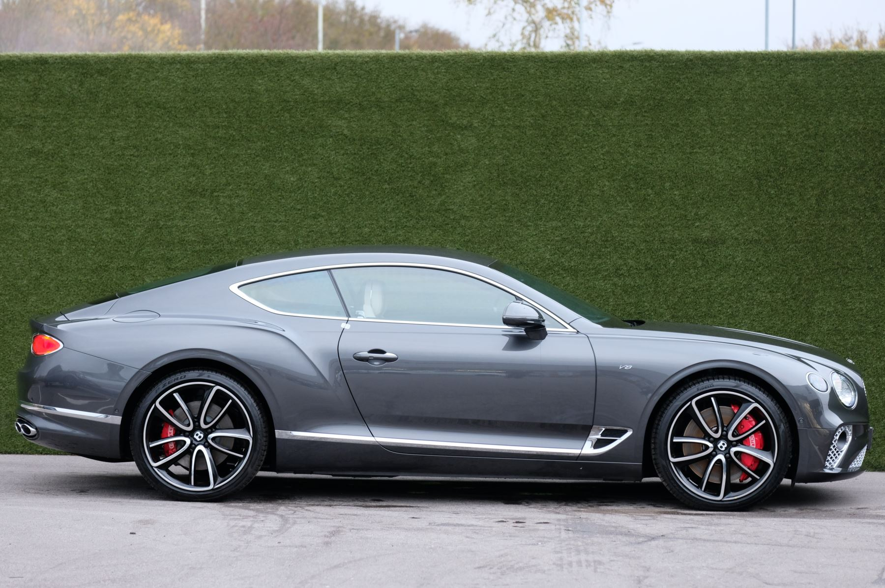 Bentley Continental GT 4.0 V8 Mulliner Driving Spec 2dr Auto [City+Tour] image 3
