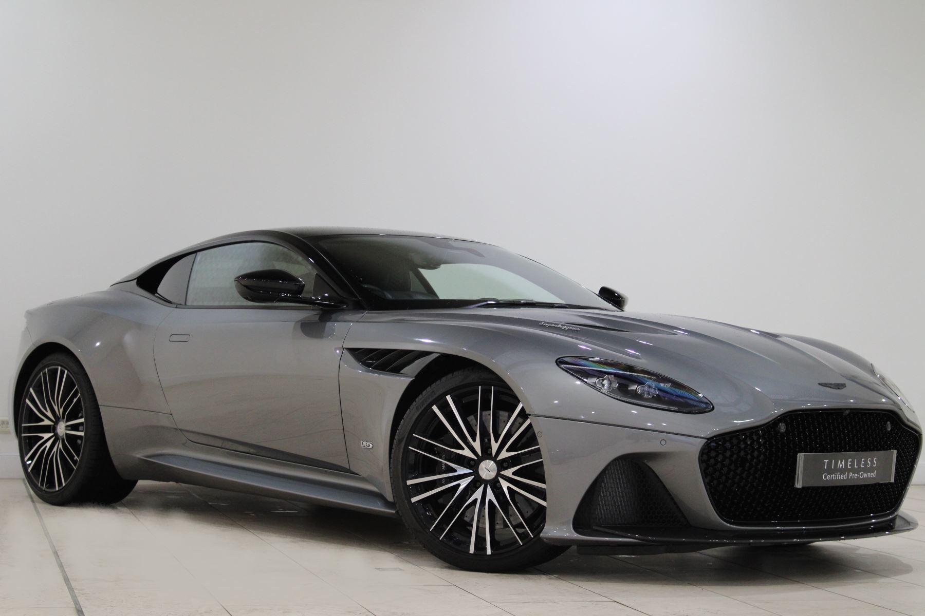 Aston Martin DBS V12 Superleggera 2dr Touchtronic 5.2 Automatic Coupe (2020) image