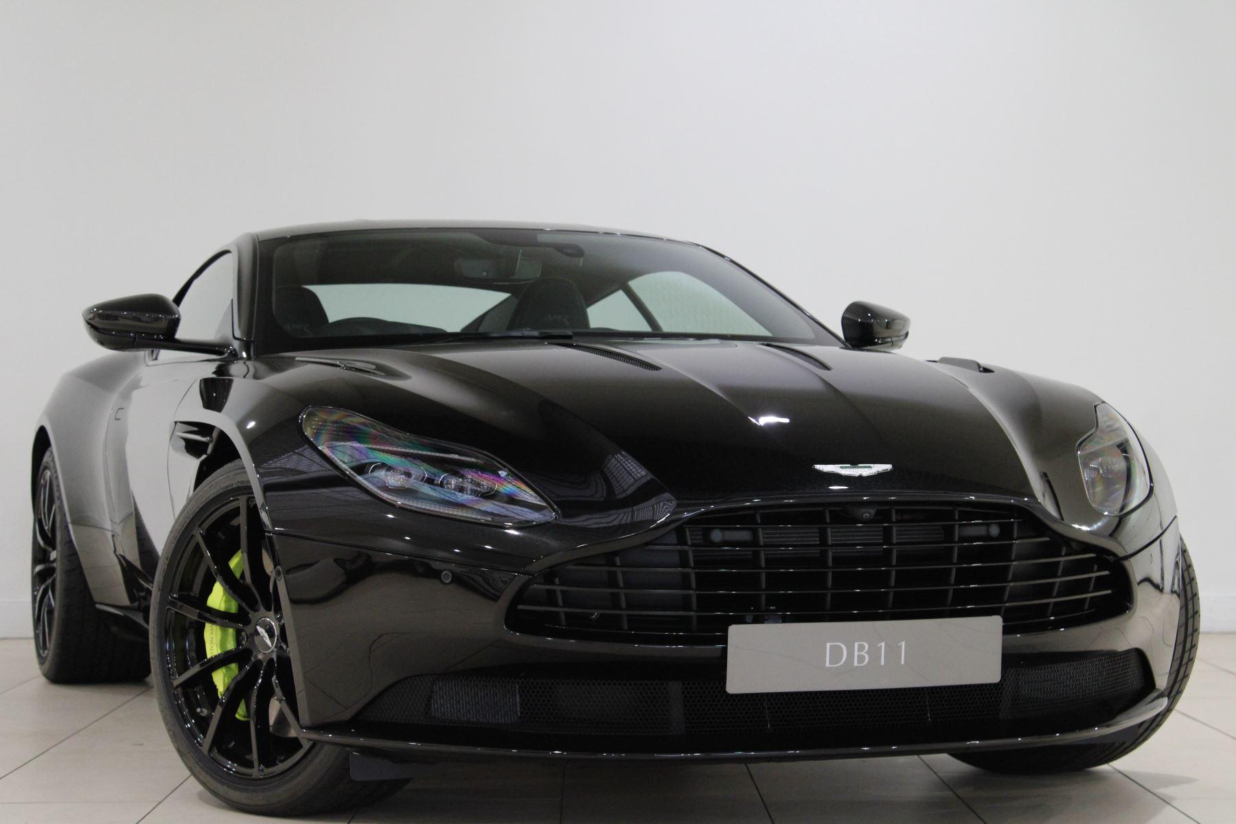 Aston Martin DB11 AMR Touchtronic image 13