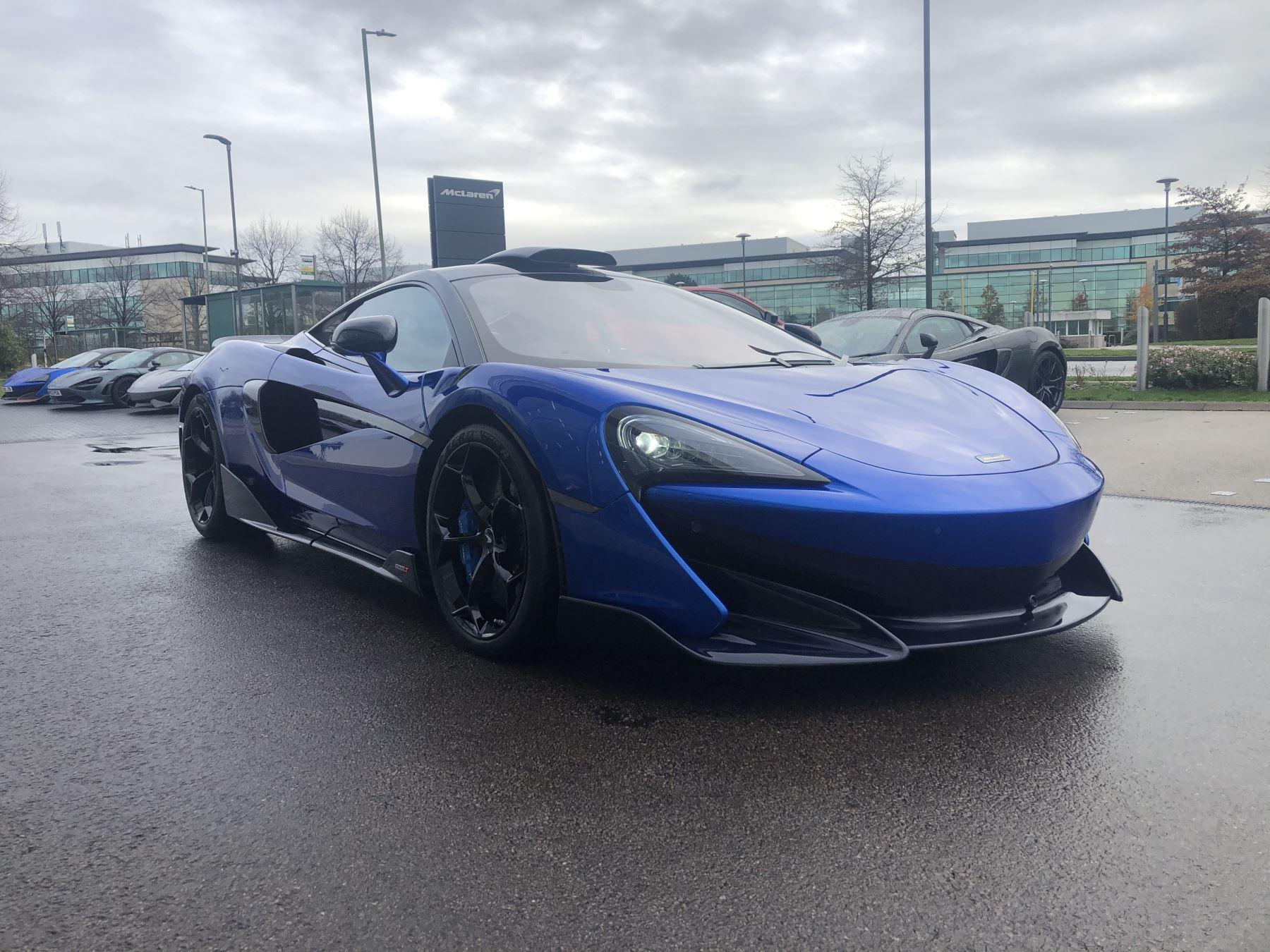 McLaren 600LT V8 2dr SSG Auto 3.8 Automatic Coupe (2021)