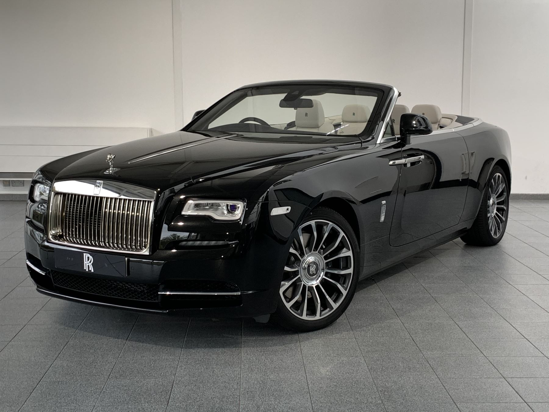 Rolls-Royce Dawn 2dr Auto 6.6 Automatic Convertible (2020)