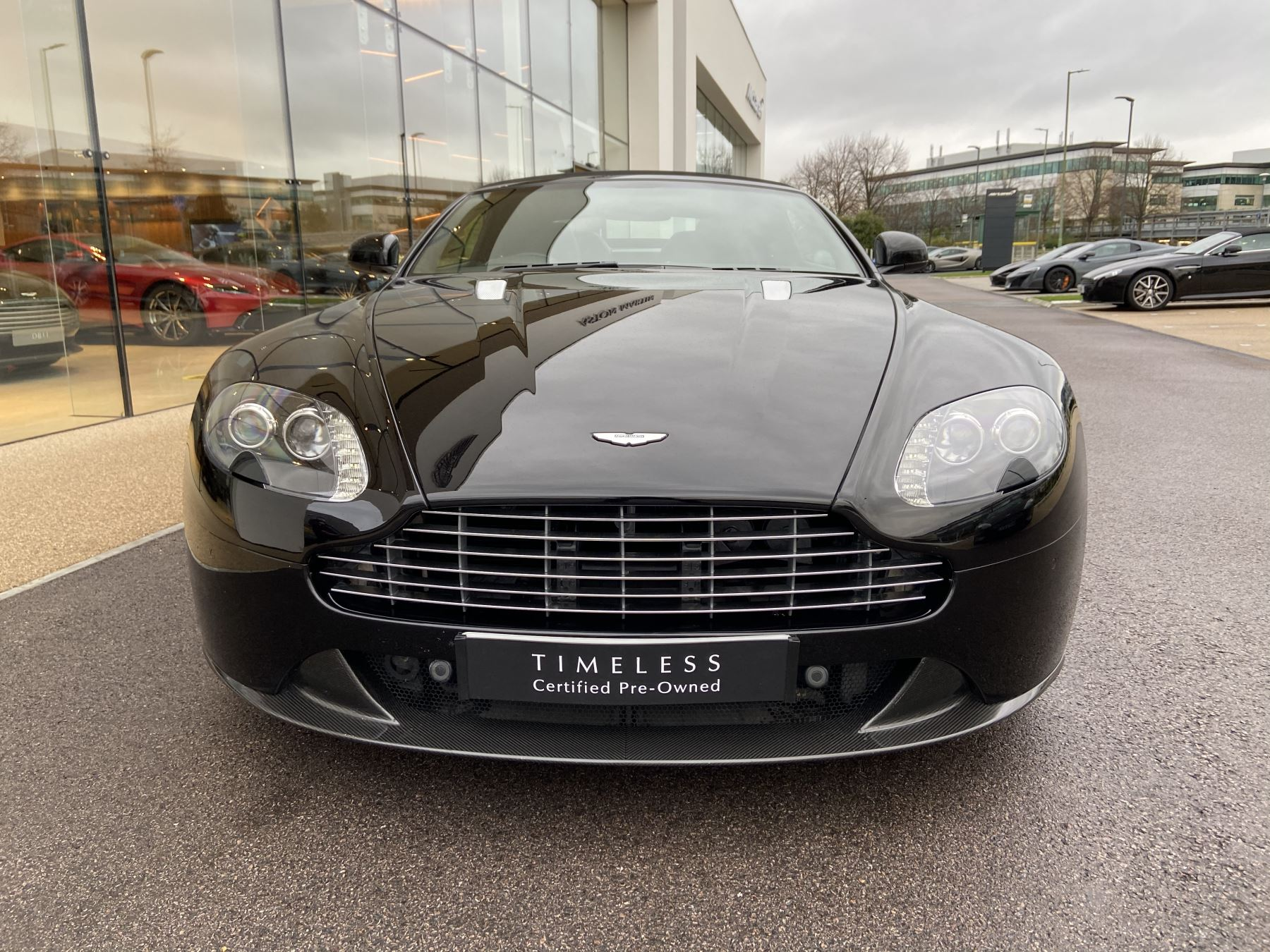 Used Aston Martin V8 Vantage S Roadster Cars For Sale Grange