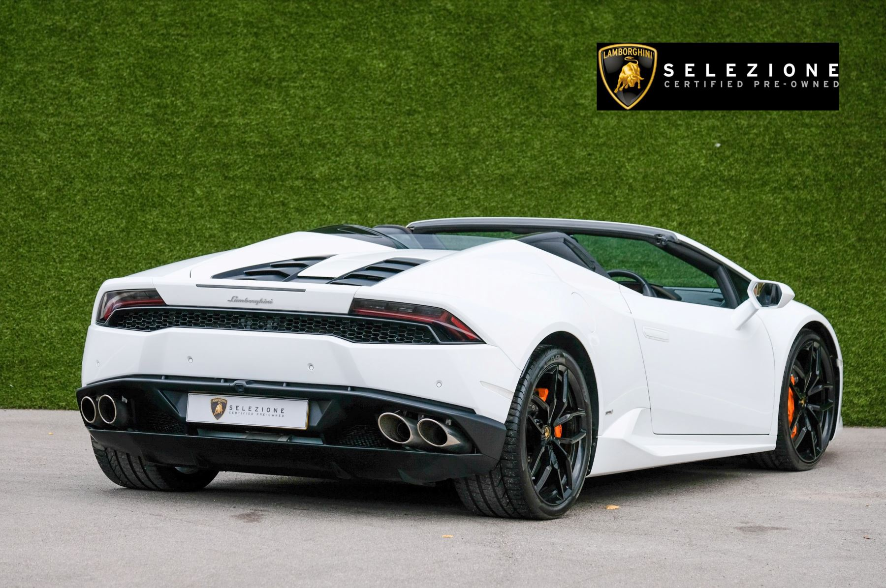 Lamborghini Huracan LP 580-2 2dr LDF image 3